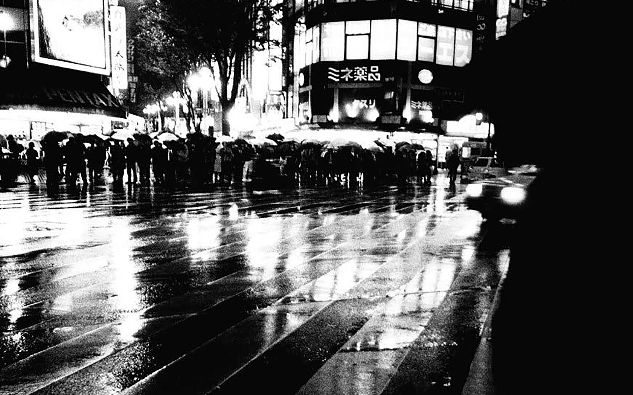 Daido Moriyama Photo Exhibition At B Gallery