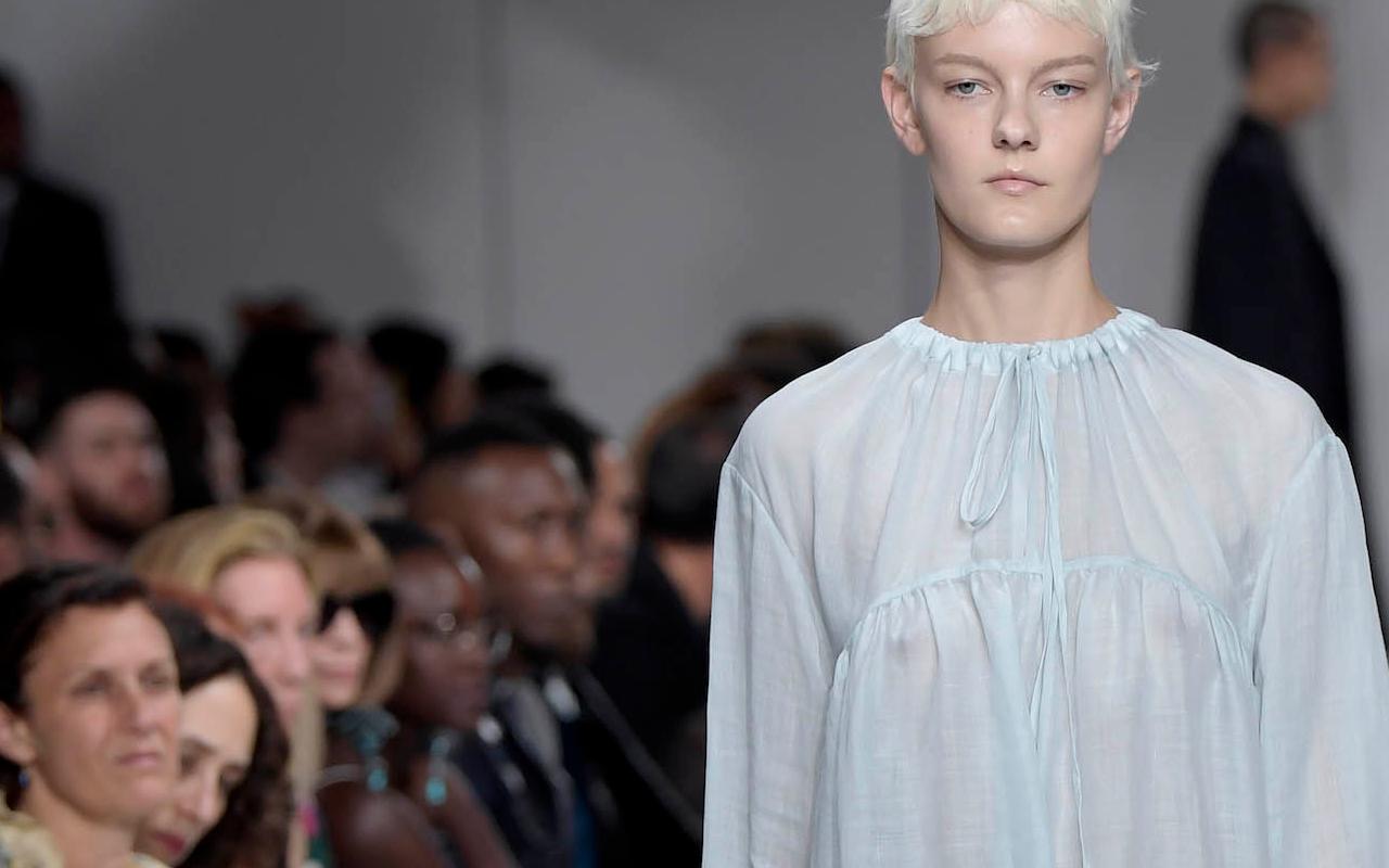 Calvin Klein NYC Spring Summer 2018 Collection
