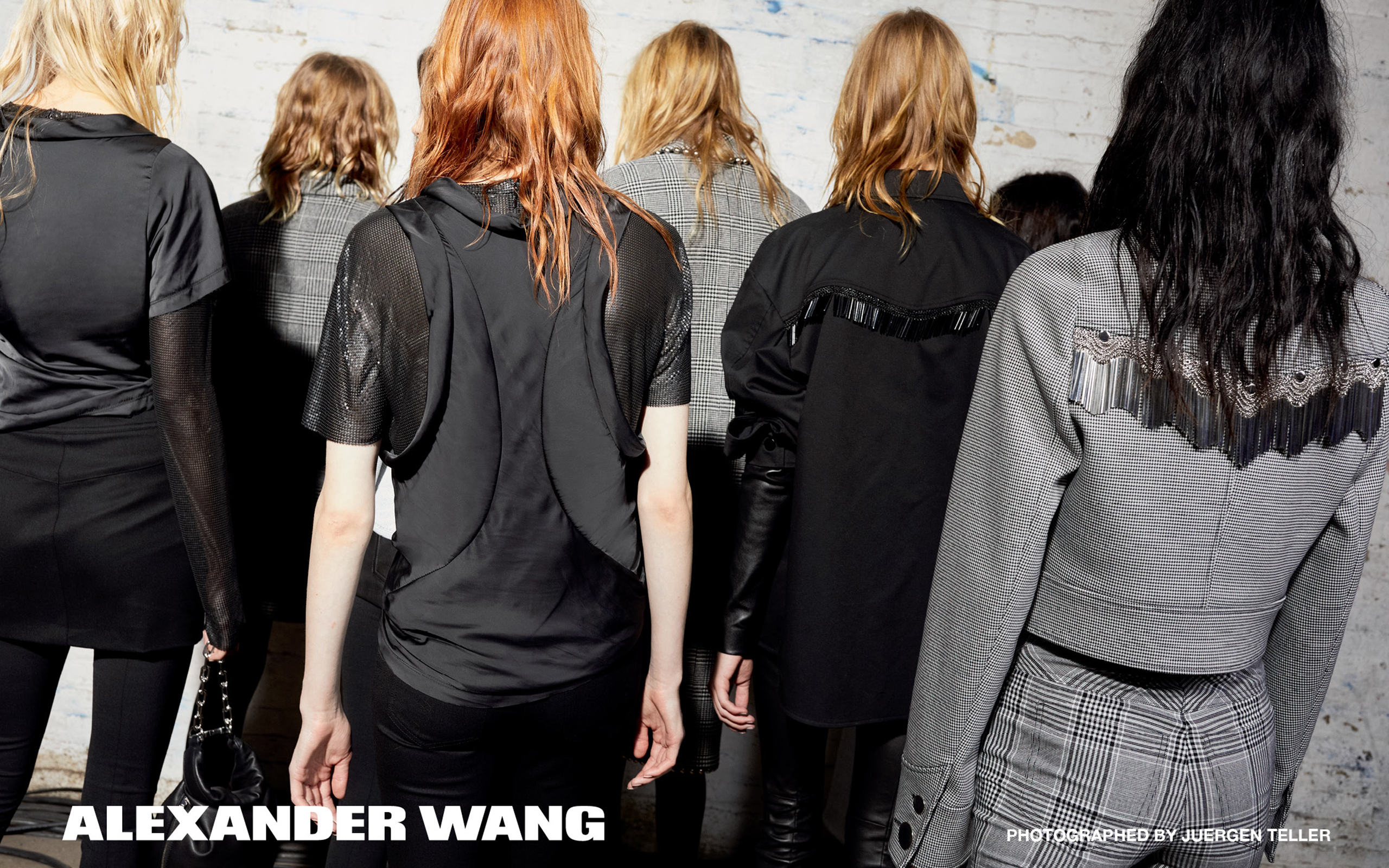 Alexander Wang Releases Fall 2017 Campaign 'NO AFTER PARTY'
