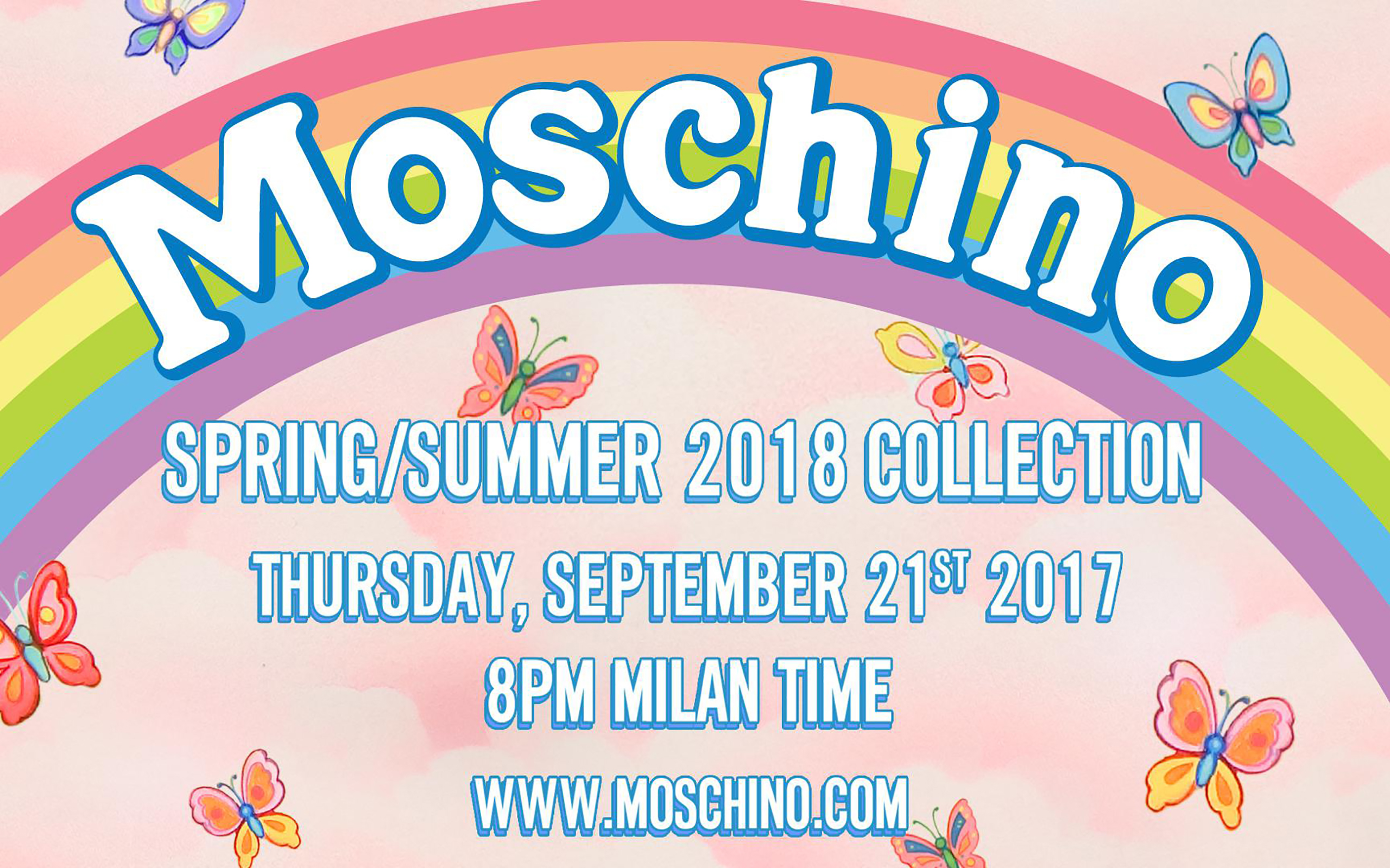 Now On Live: Moschino Spring – Summer 2018 Collection
