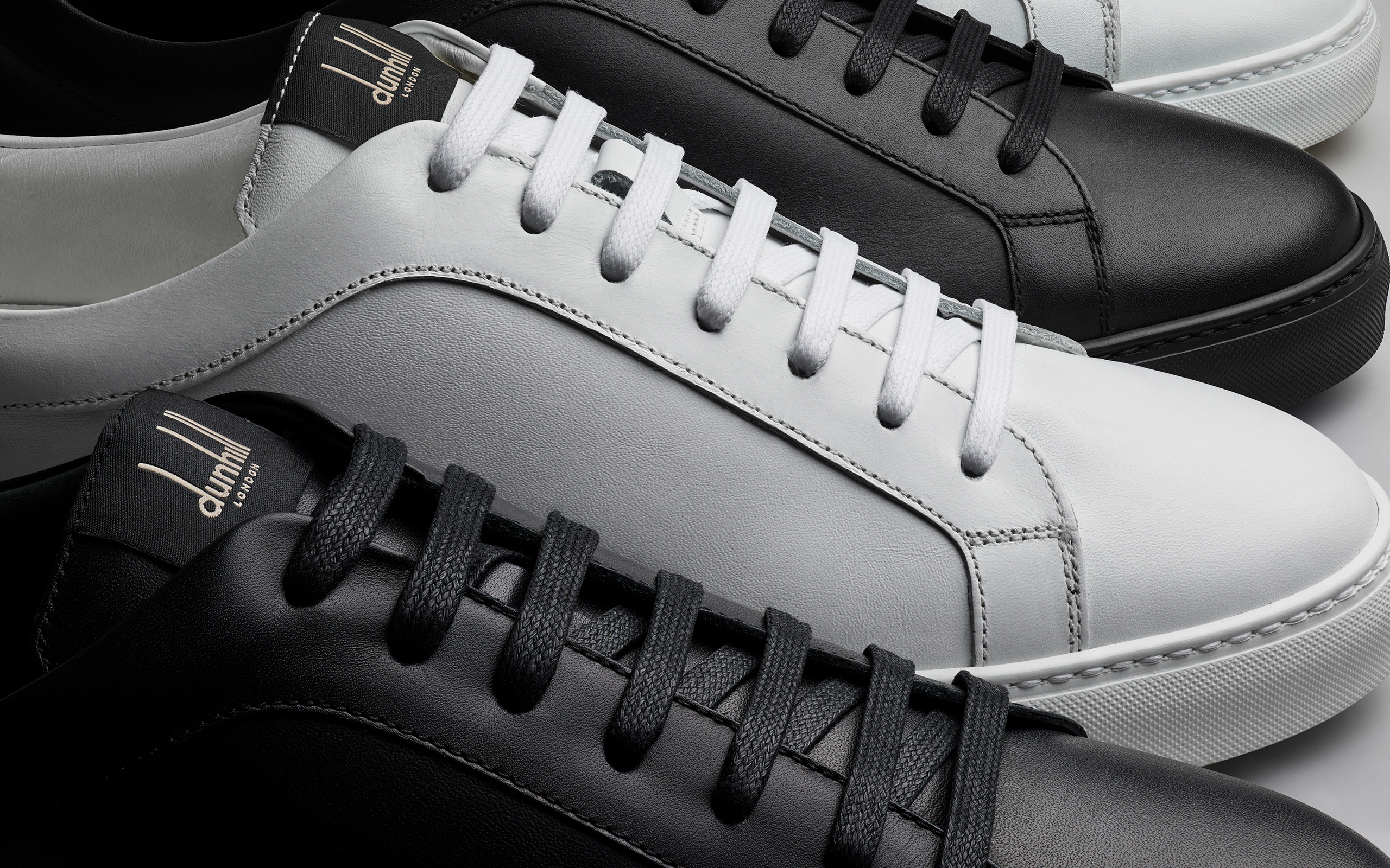 Dunhill Launches New Tennis Shoes