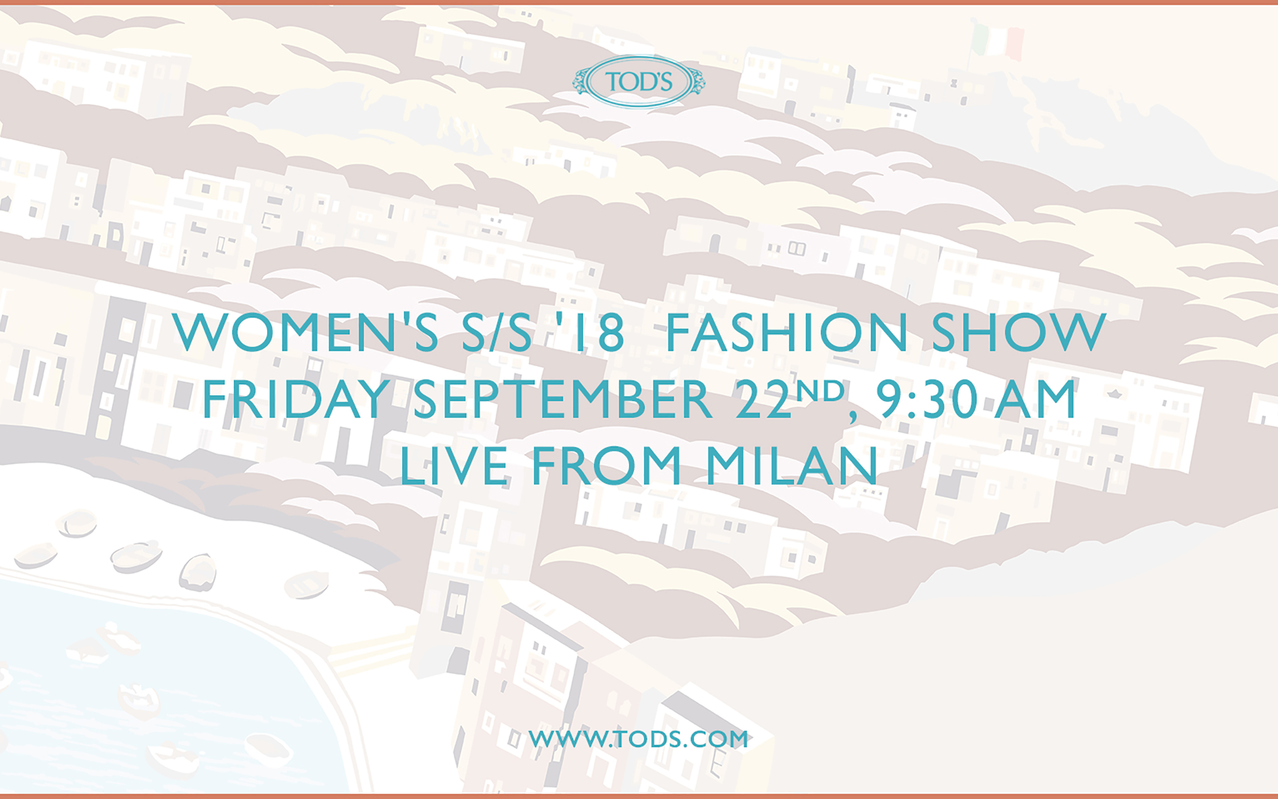 Now On Live: Tod's Women's Collection Spring – Summer 2018