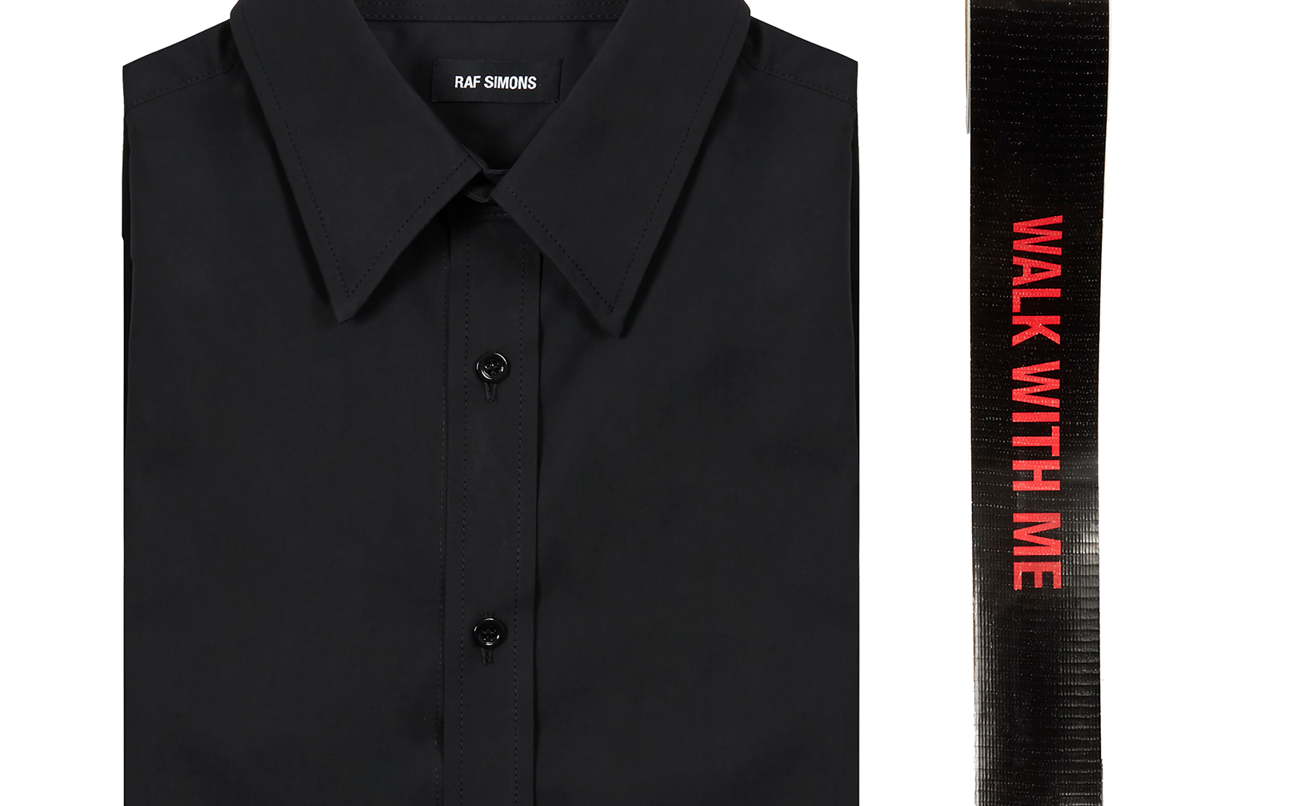 Discover The Exclusive Collection Of Raf Simons At Dover Street Market Ginza