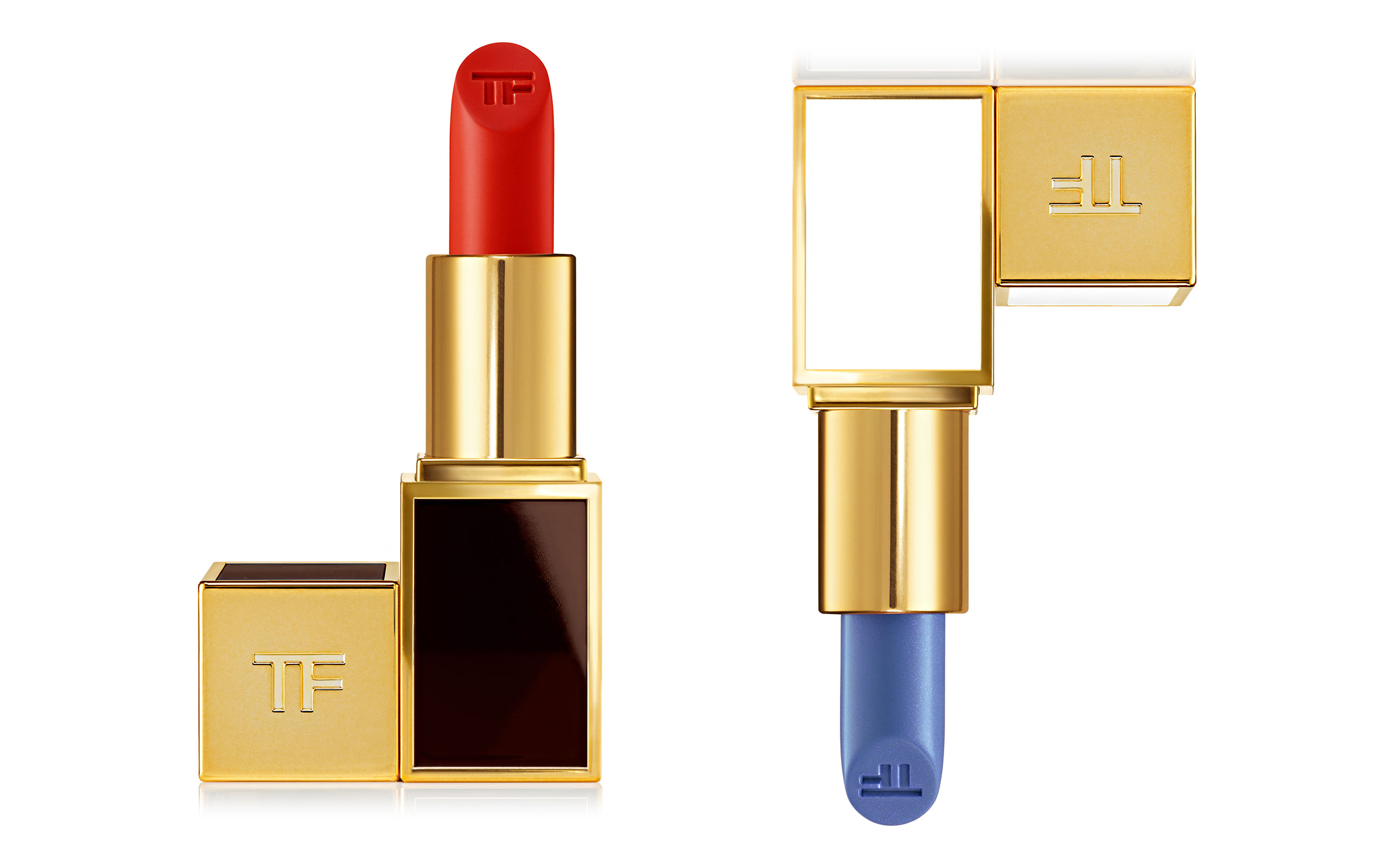 TOM FORD BEAUTY Launches New Lip Sticks 'TOM FORD BOYS AND GIRLS'