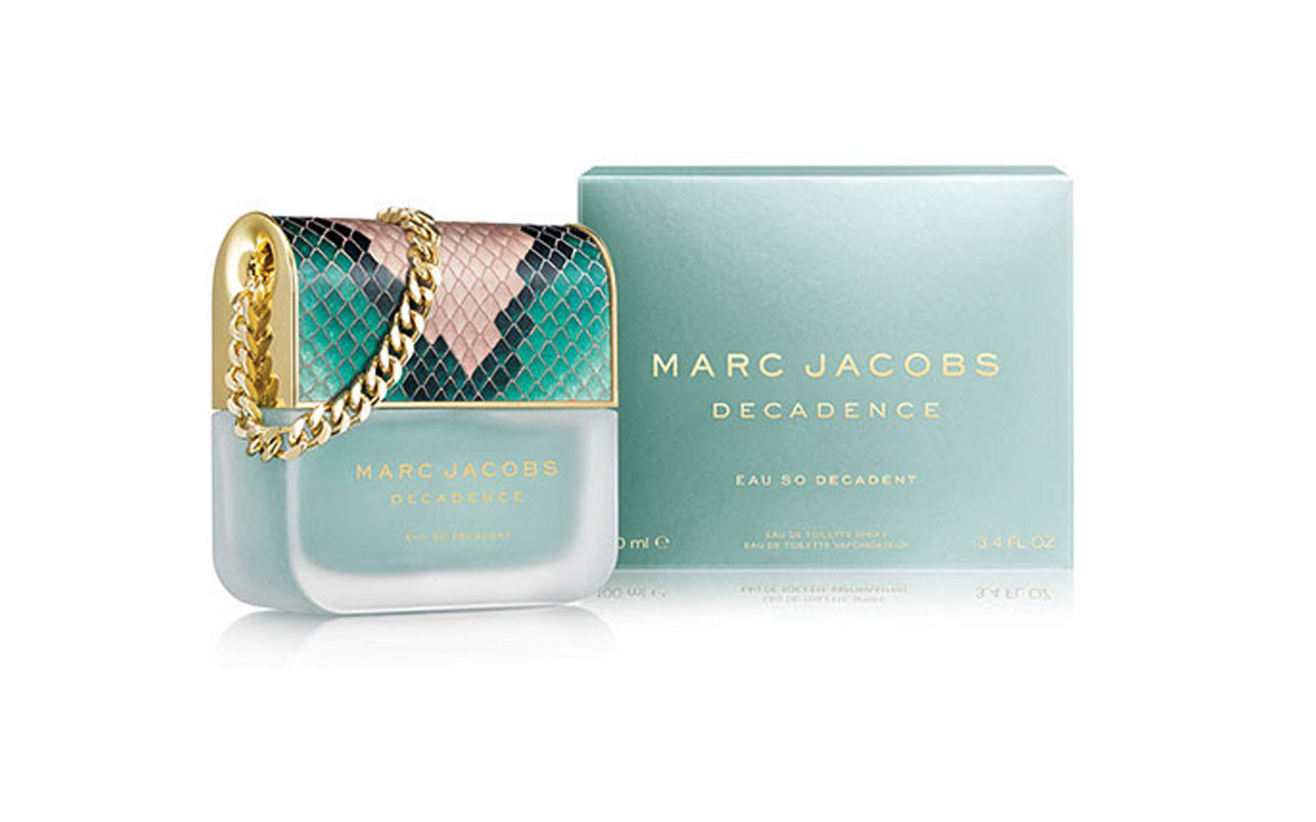 Marc Jacobs' Launched New Fragrance 'Decadence'