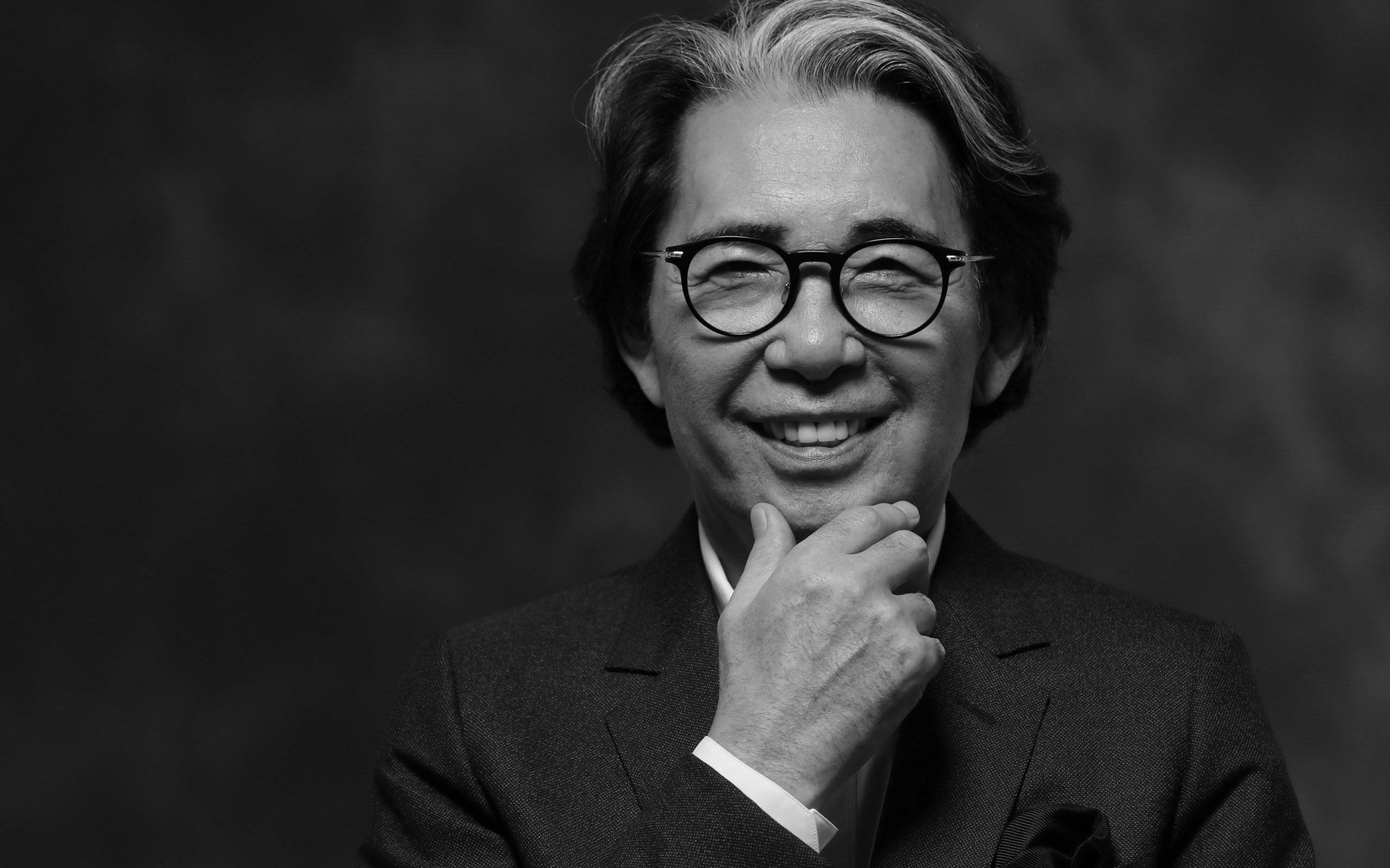Interview With The Founder Of Kenzo, Kenzo Takada