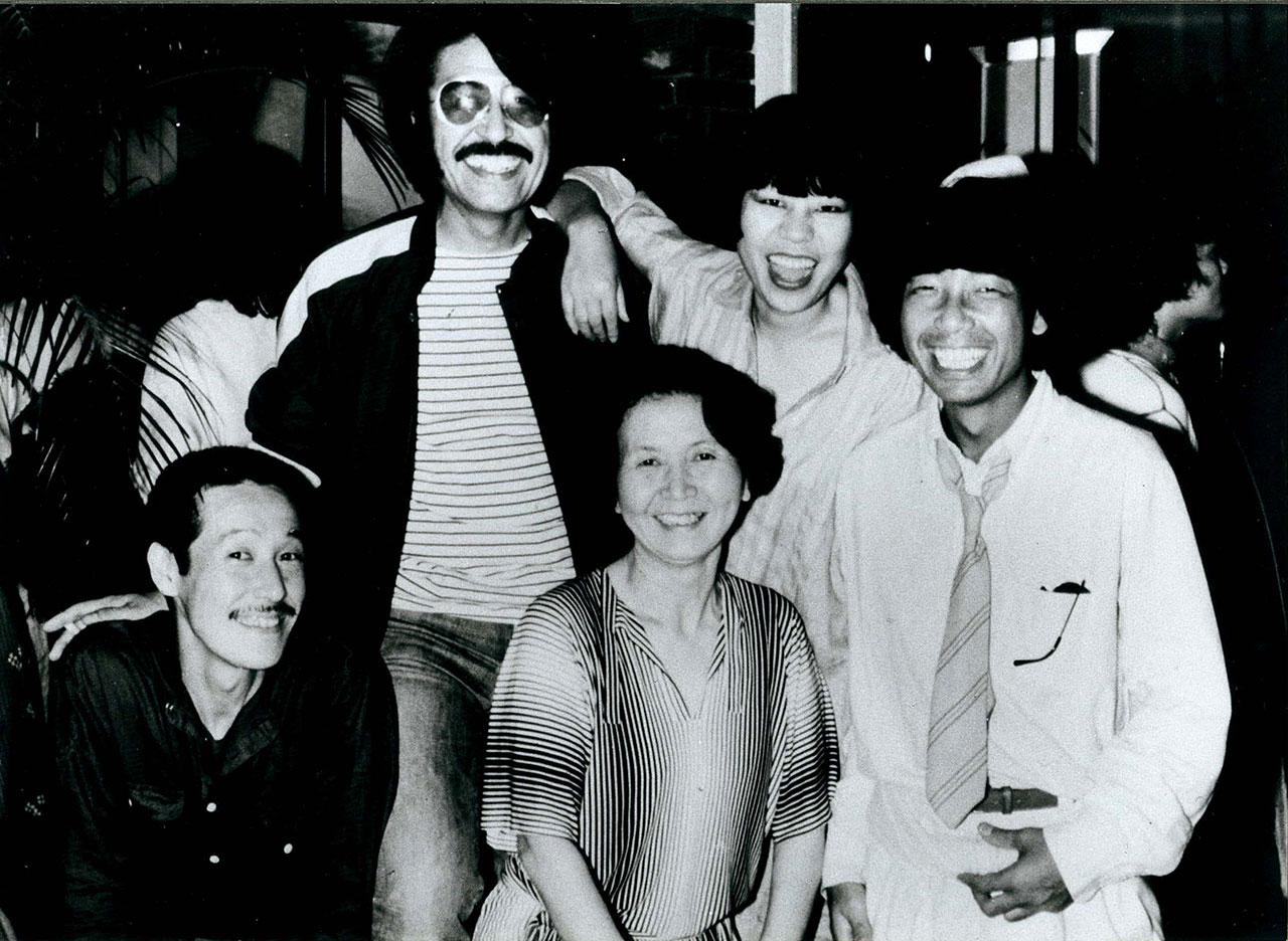 1970年代の高田賢三、松田光弘、コシノジュンコたち