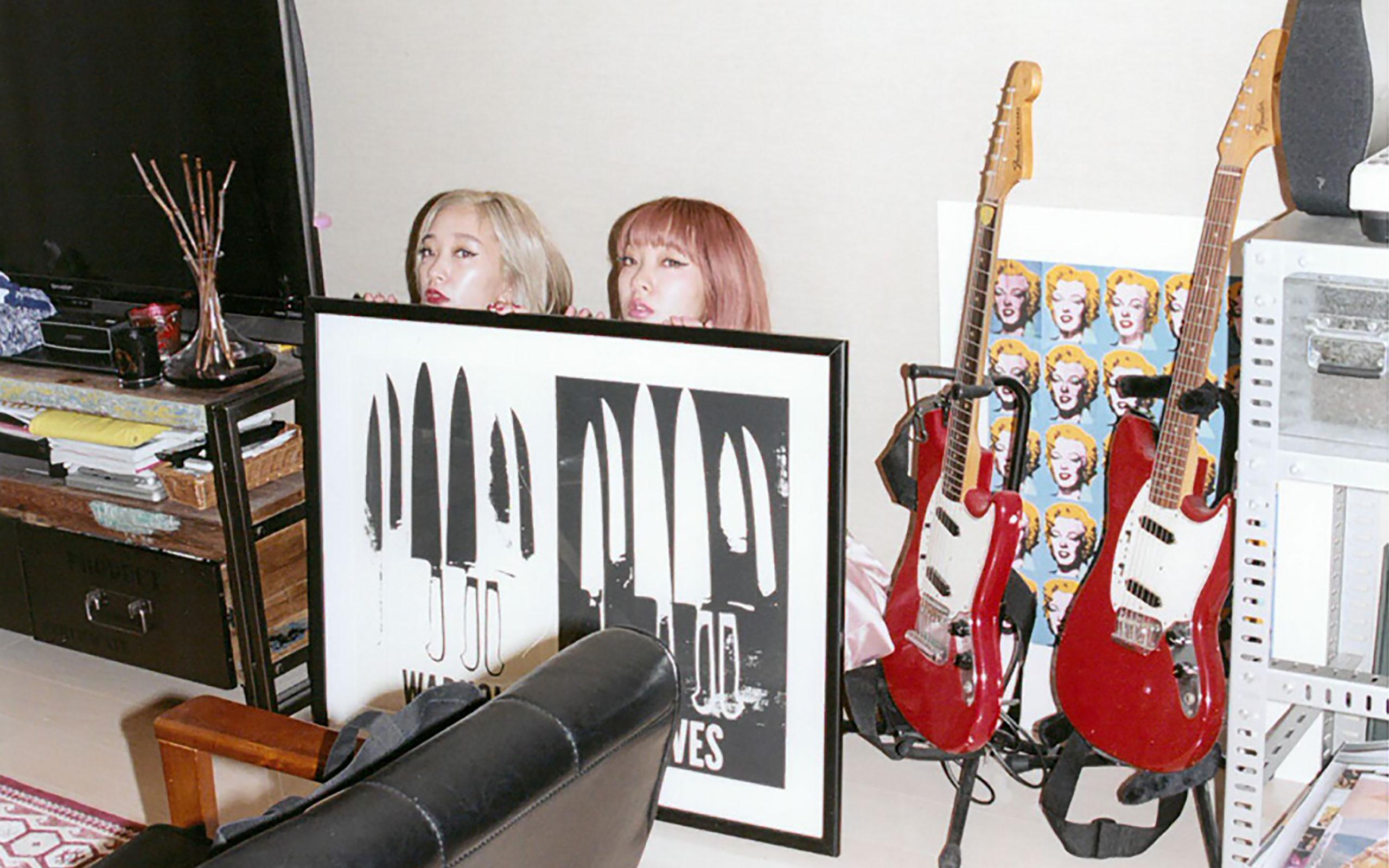 """Photo Book """"TWIN ROOM"""" By Kazuhiro Fujita & AMIAYA"""