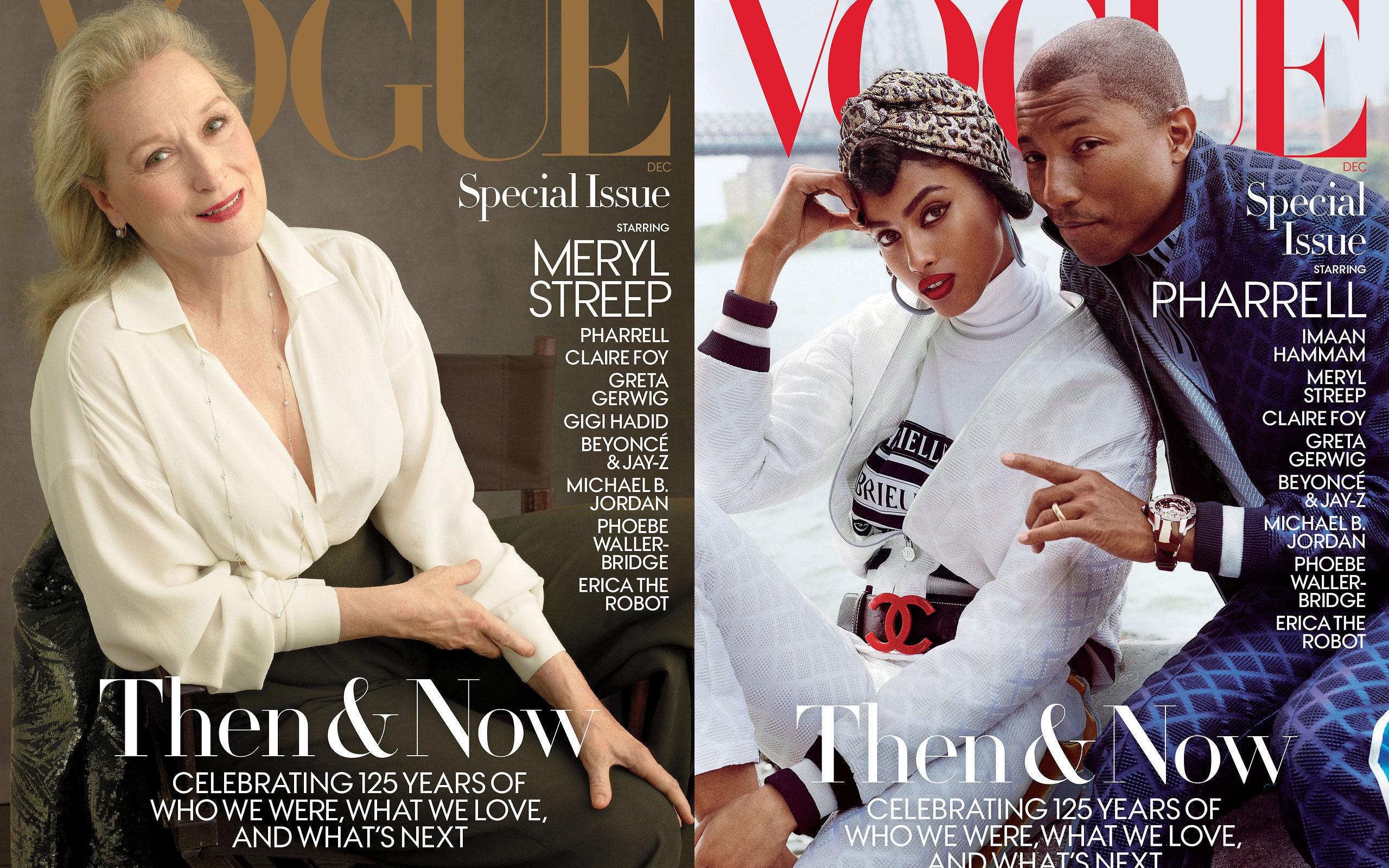 Meryl Streep Talks Anna Wintour For Vogue