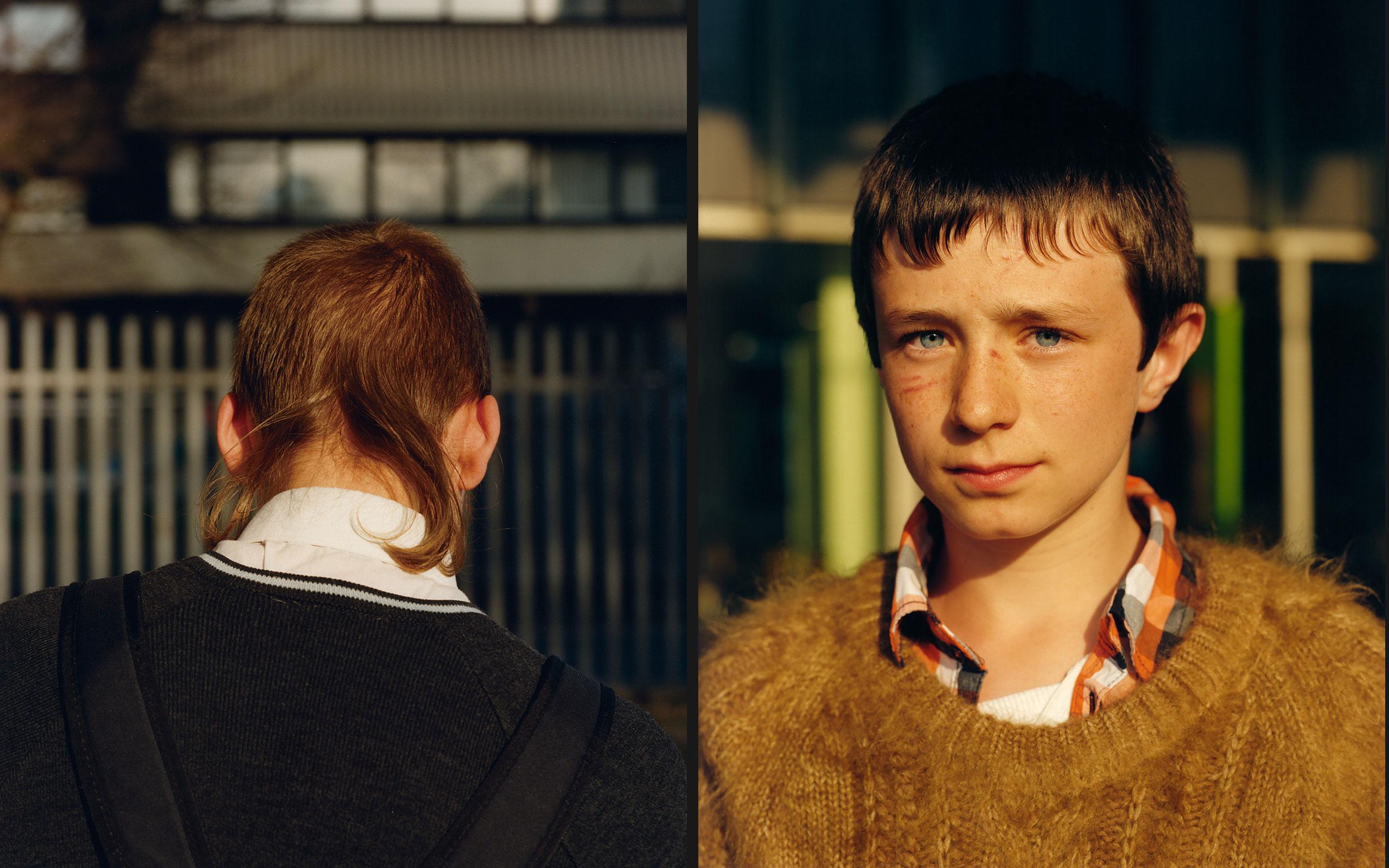 "Jamie Hawkesworth Publishes First Photo Book ""PRESTON BUS STATION"""