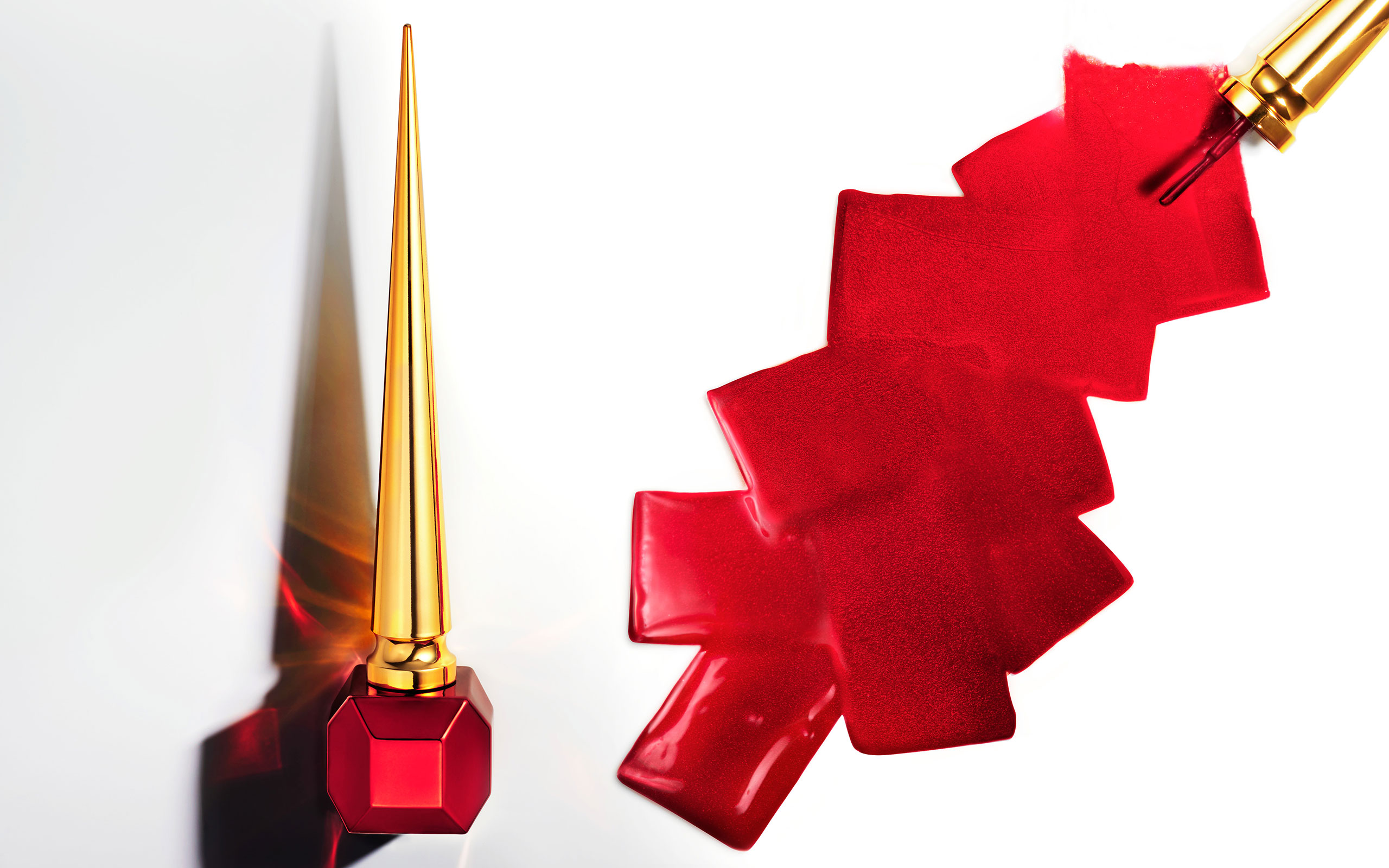 Christian Louboutin Launched Holiday Collection,And Opens New Store At Daimaru Shinsaibashi