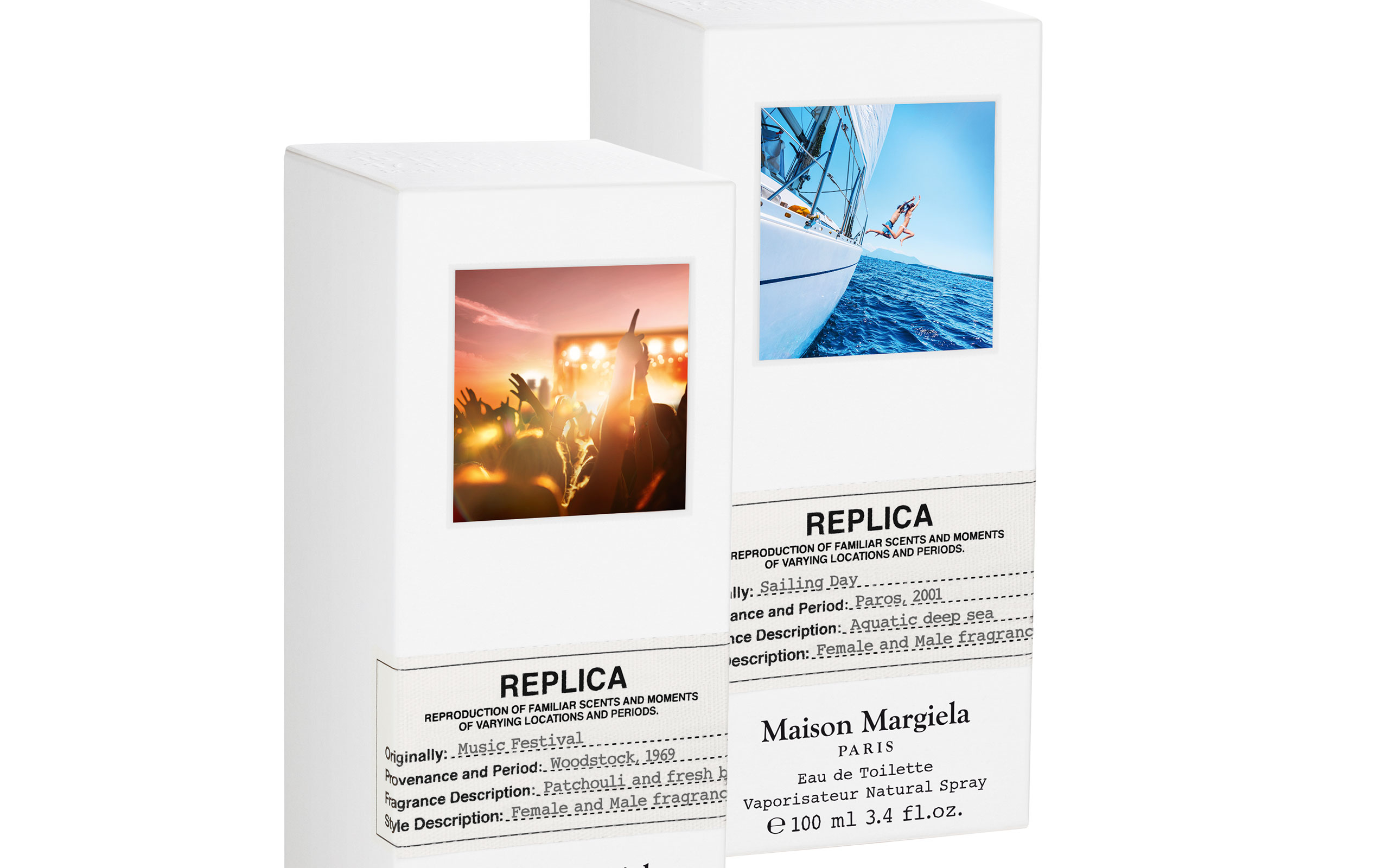 3 New Scent Joins 'REPLICA' Fragrance Of Maison Margiela
