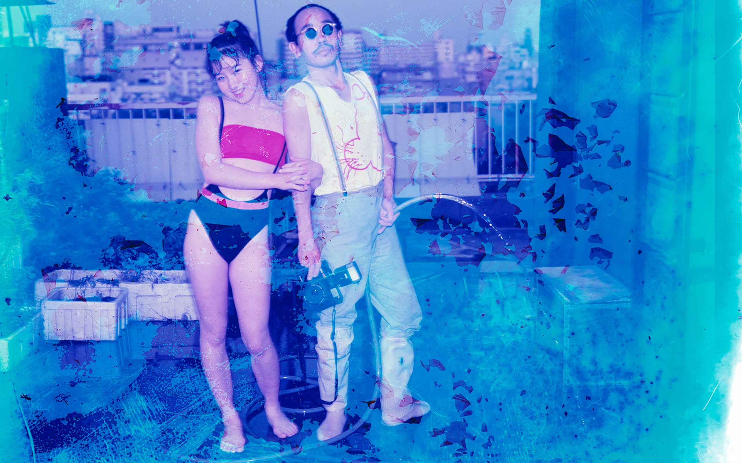 """Nobuyoshi Araki Launches New Photo Book """"BLUE PERIOD / LAST SUMMER : ARAKINEMA"""""""