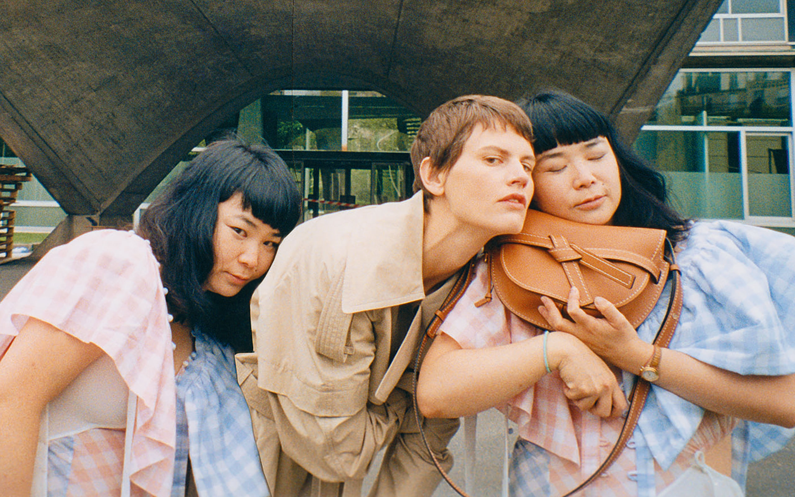 """LOEWE Collaborates With fumiko imano For """"Publication #17″"""