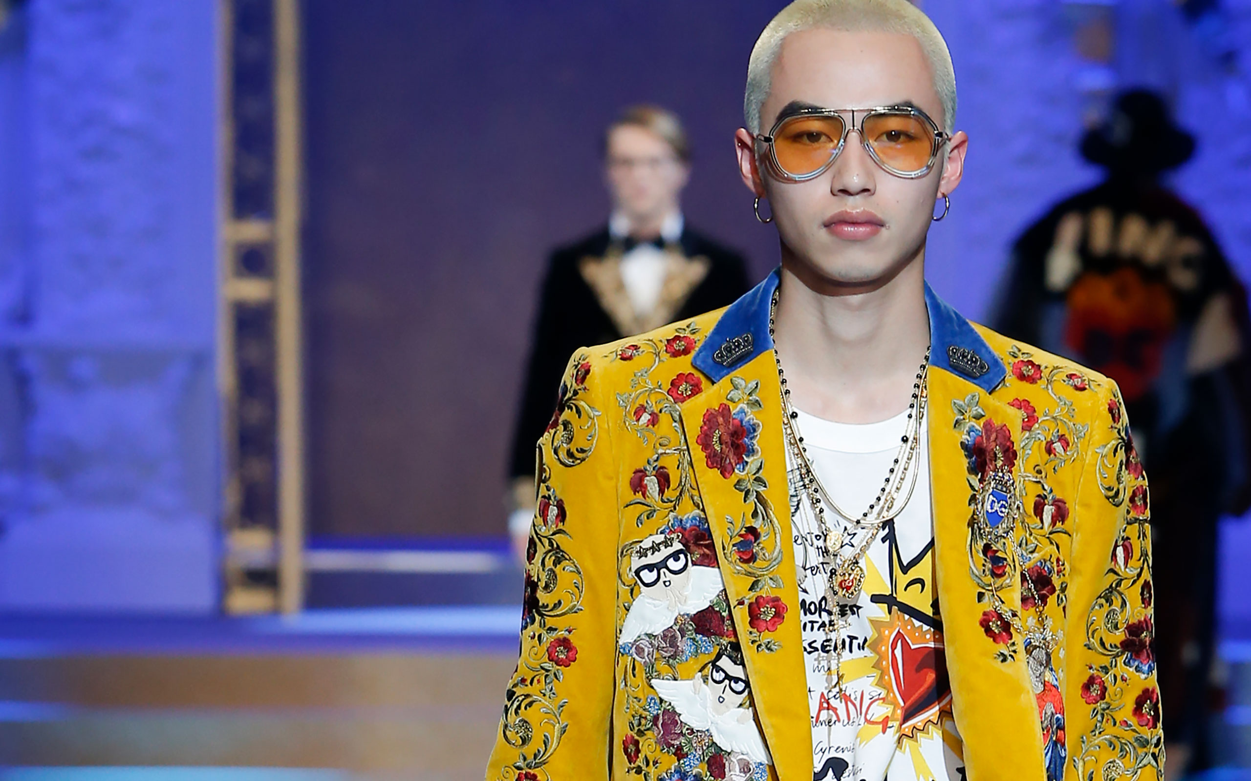Dolce & Gabbana Presents AW 2018 Men's Collection