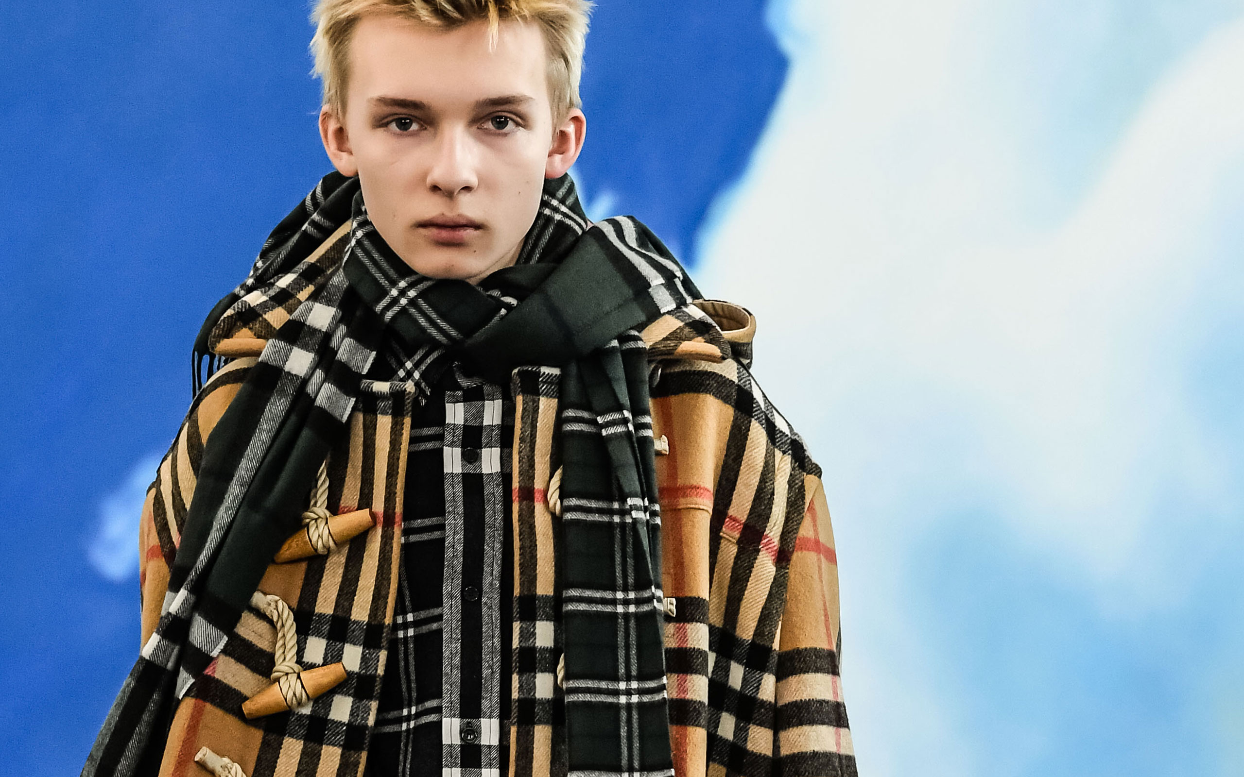 Gosha Rubchinskiy Reveals 2nd Collaboration With Burberry