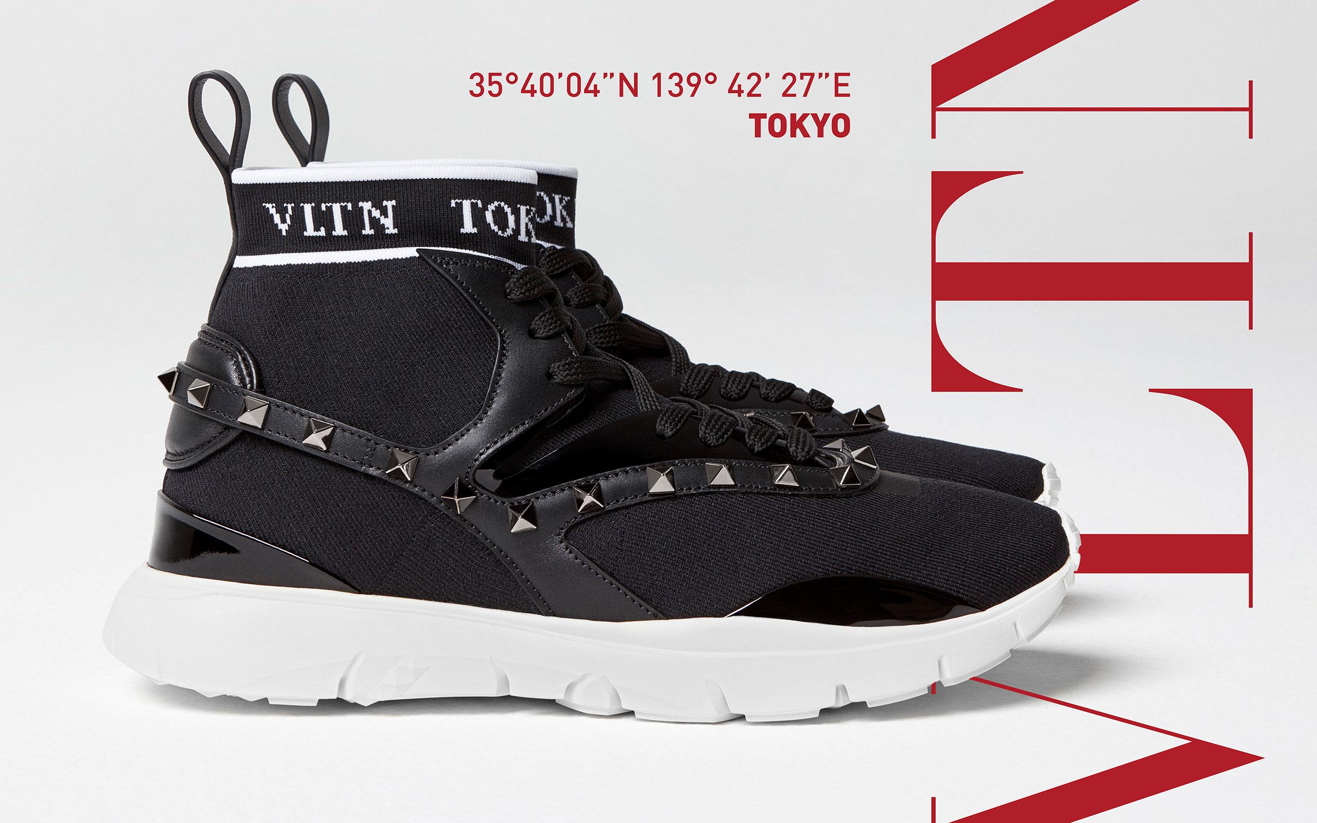 VLTN Men's Pop-Up Store To Open At Omotesando