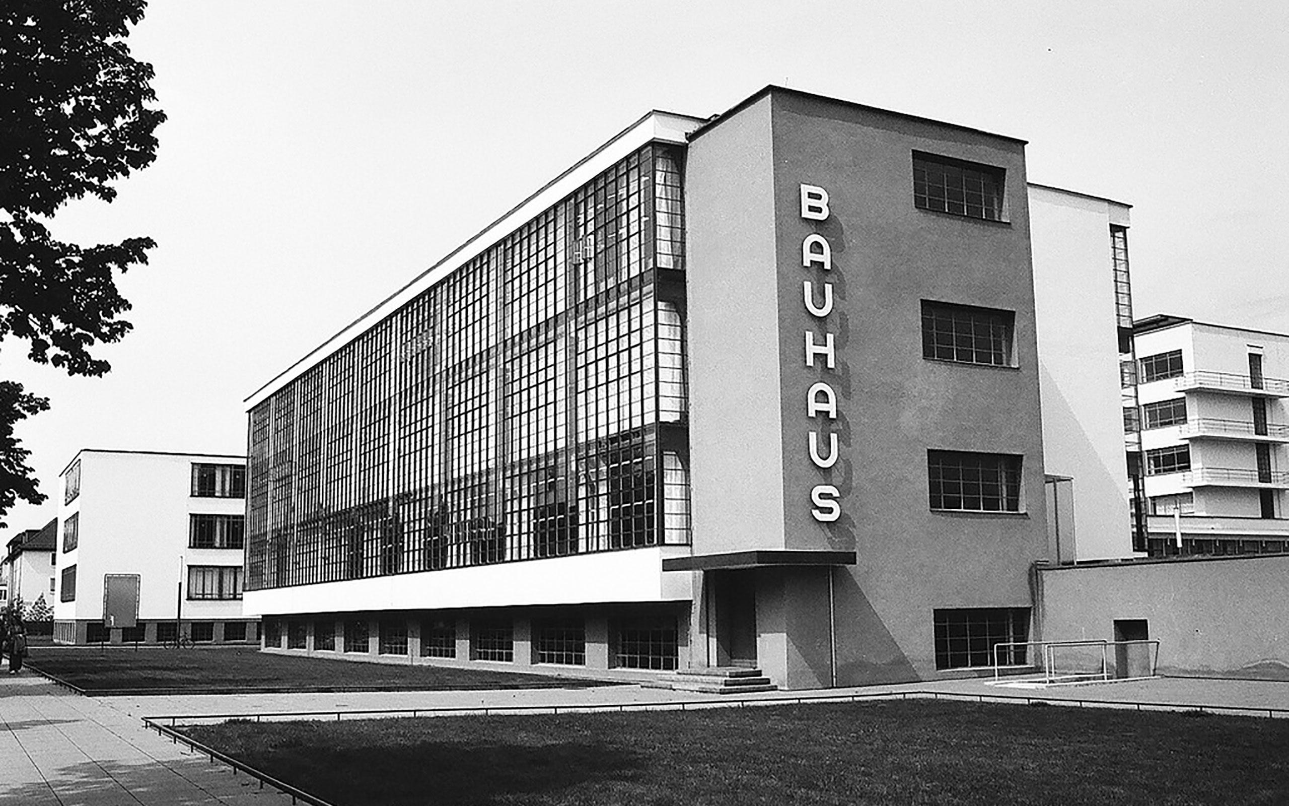 Think About: Bauhaus
