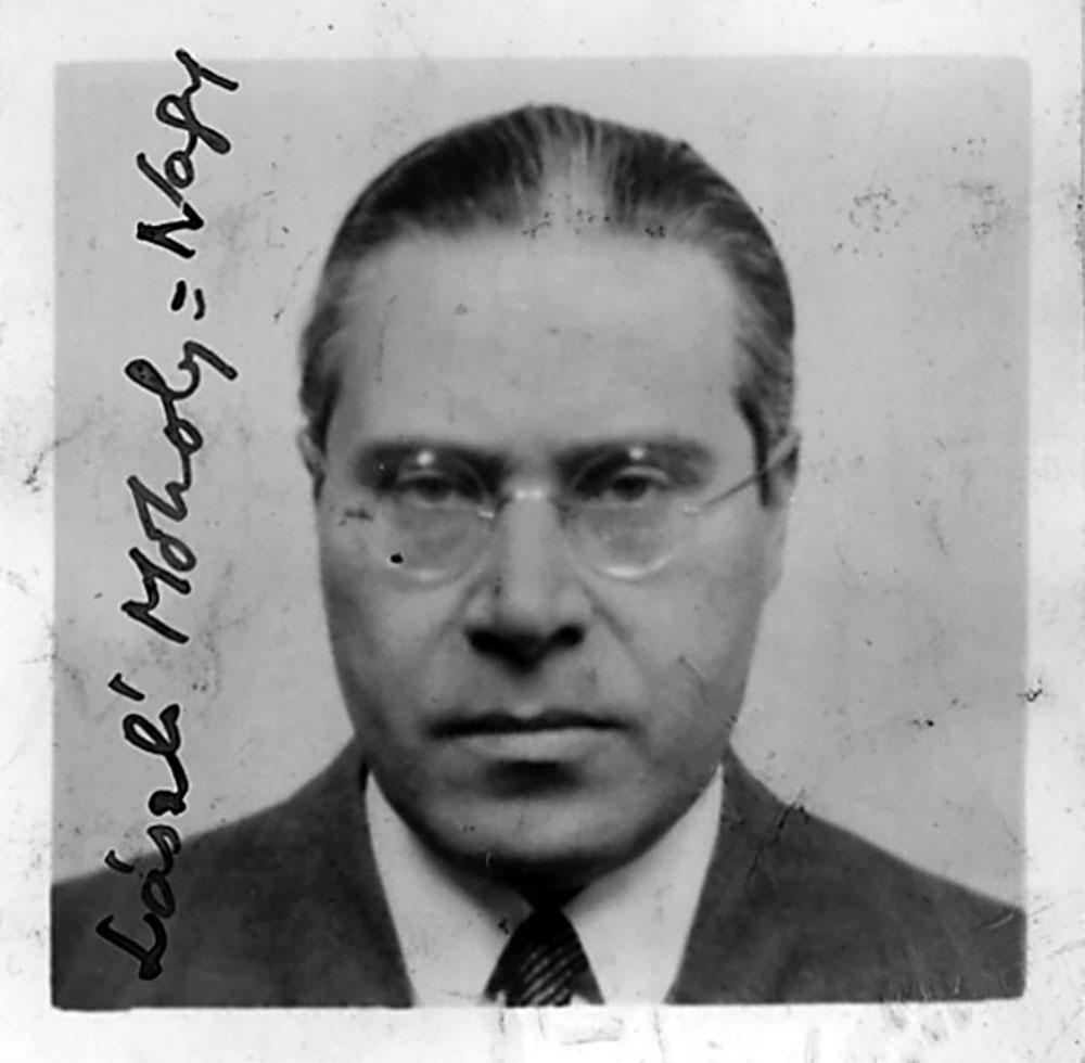 Laszlo Moholy-Nagy (ラスロ・モホリ=ナギ)