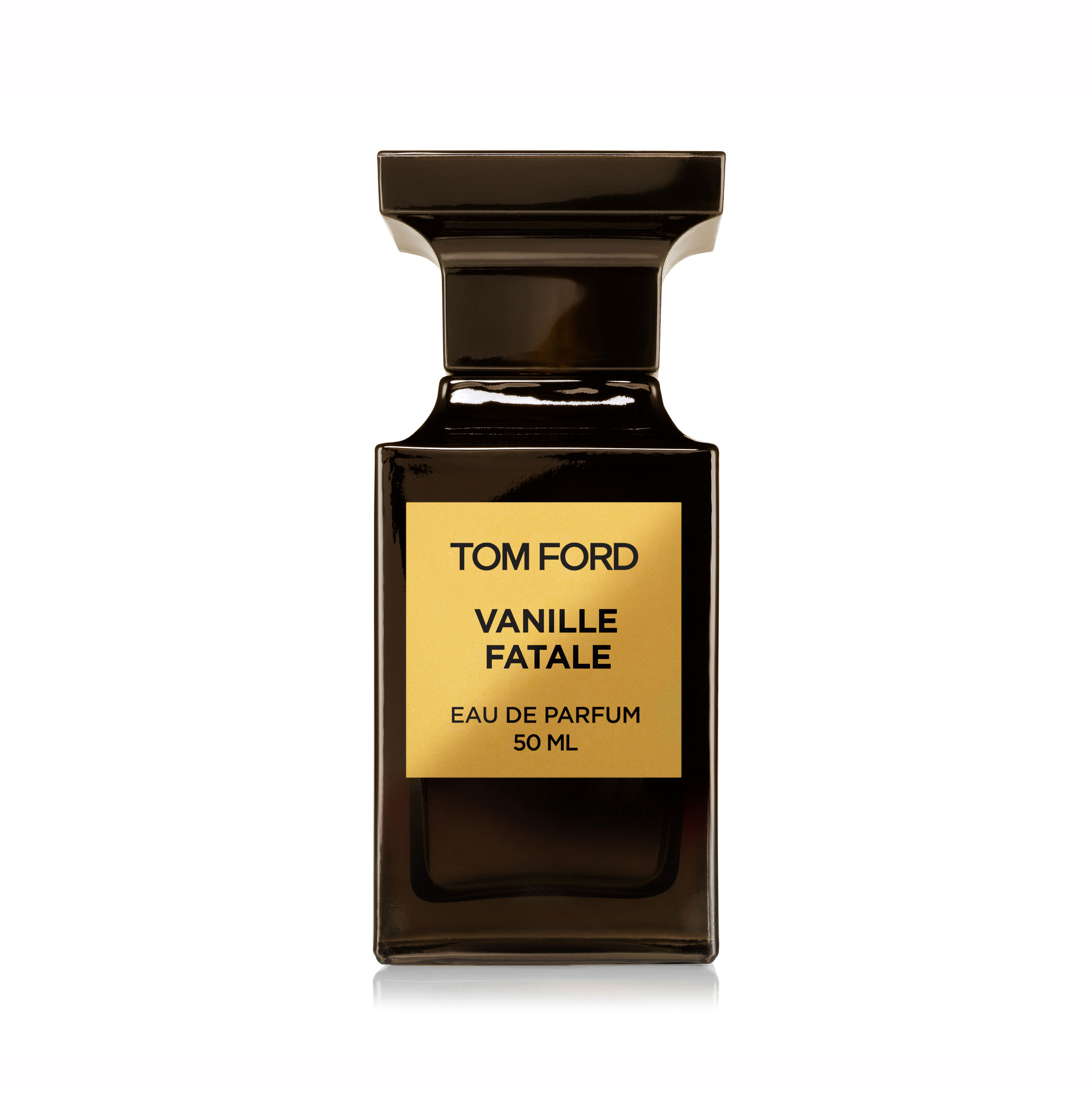 「バニラ ファタール オード パルファム スプレィ」50ml ¥28,000 | ©︎ TOM FORD BEAUTY