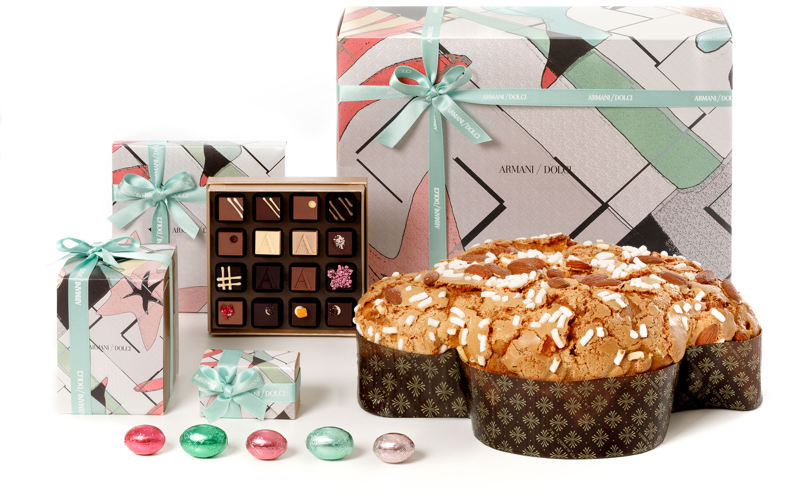 ARMANI/DOLCI Launched Limited Sweets Collection