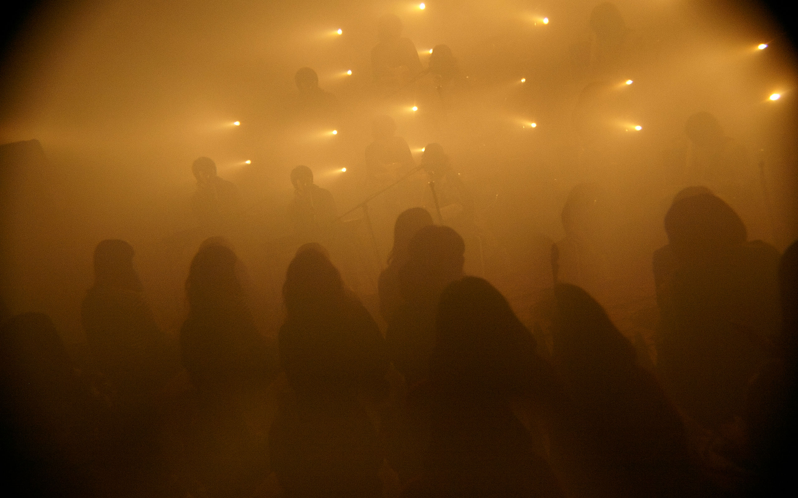 """Experimental Music Event """"fog."""" Is Coming Back"""