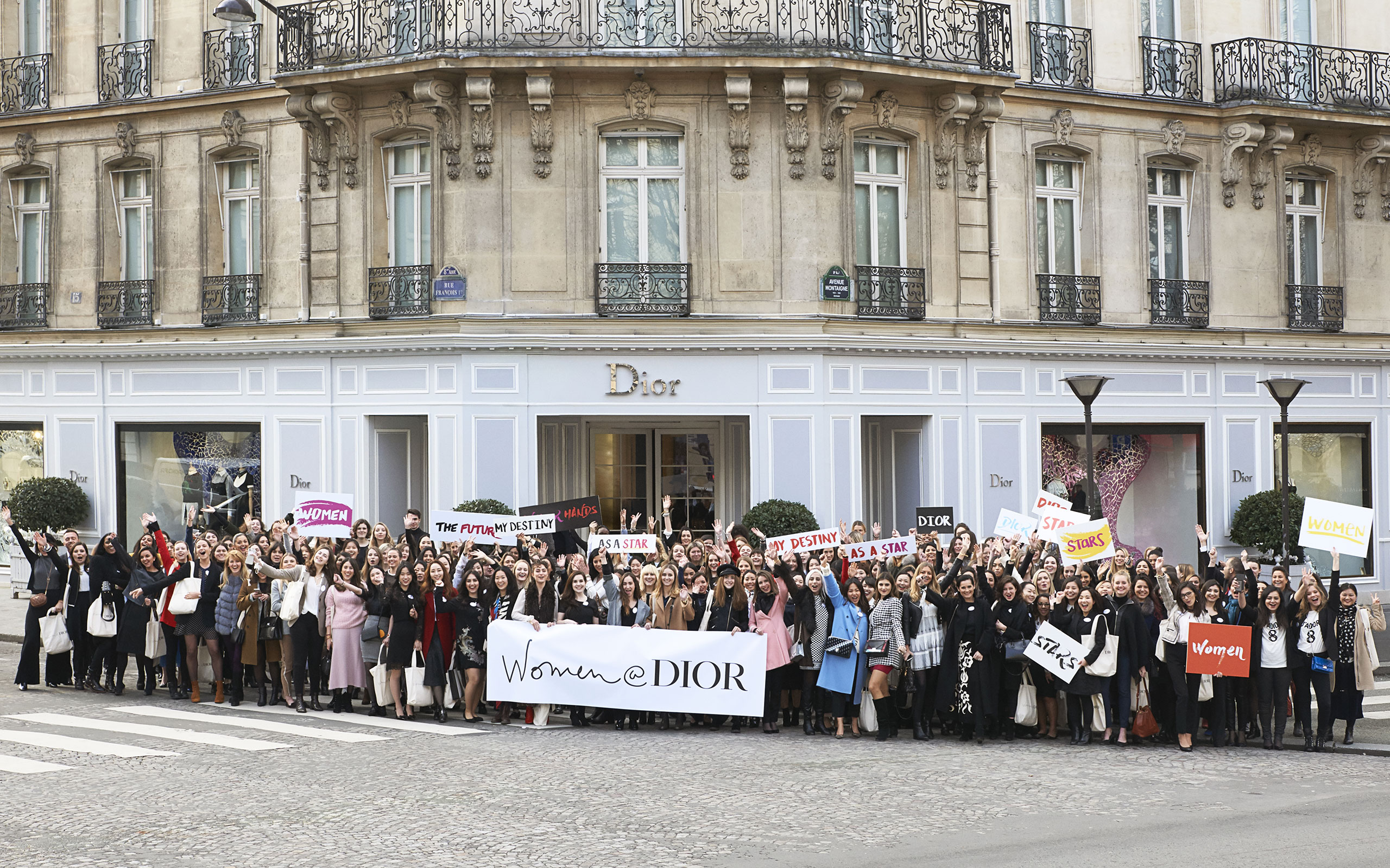 Dior Announces New Project Dedicated To Talented Young Women