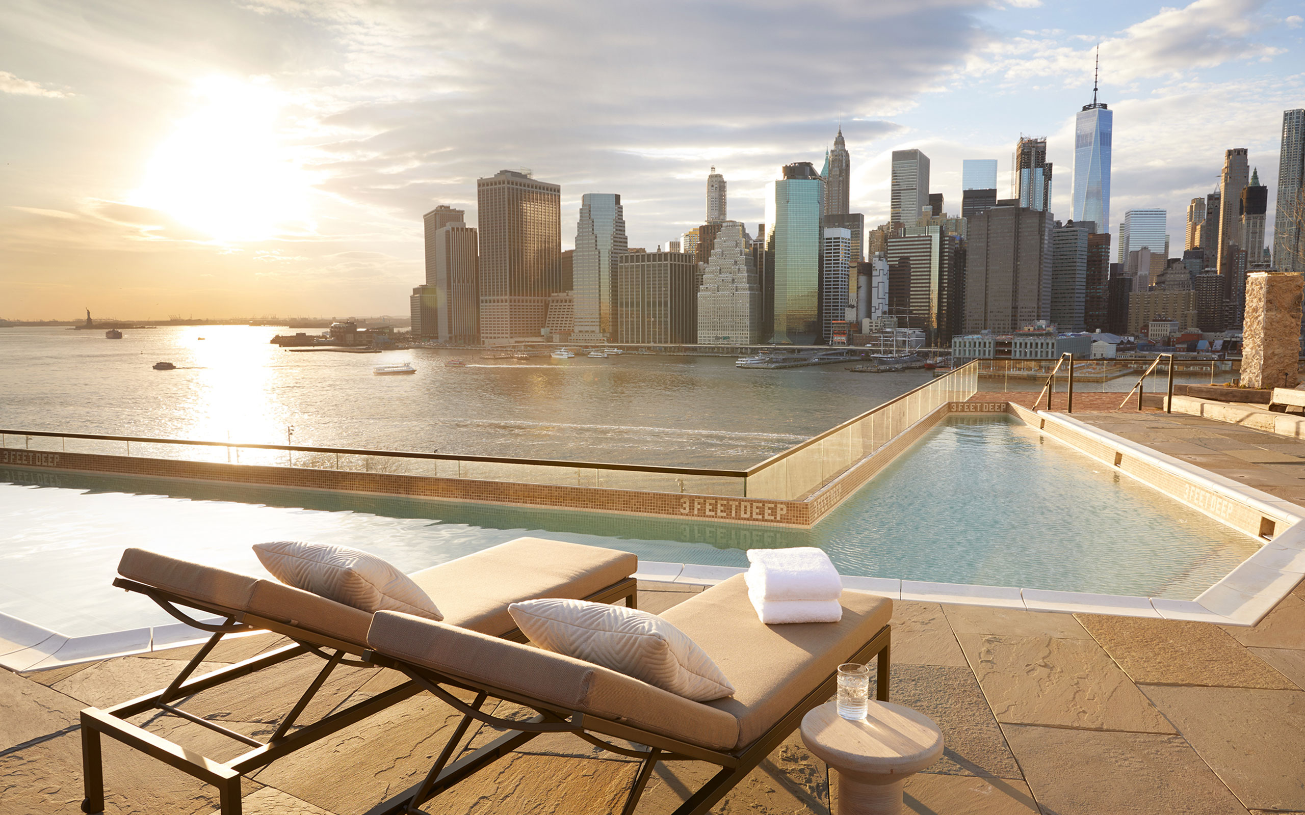 Travel guide: New York's Must-stay Hotels