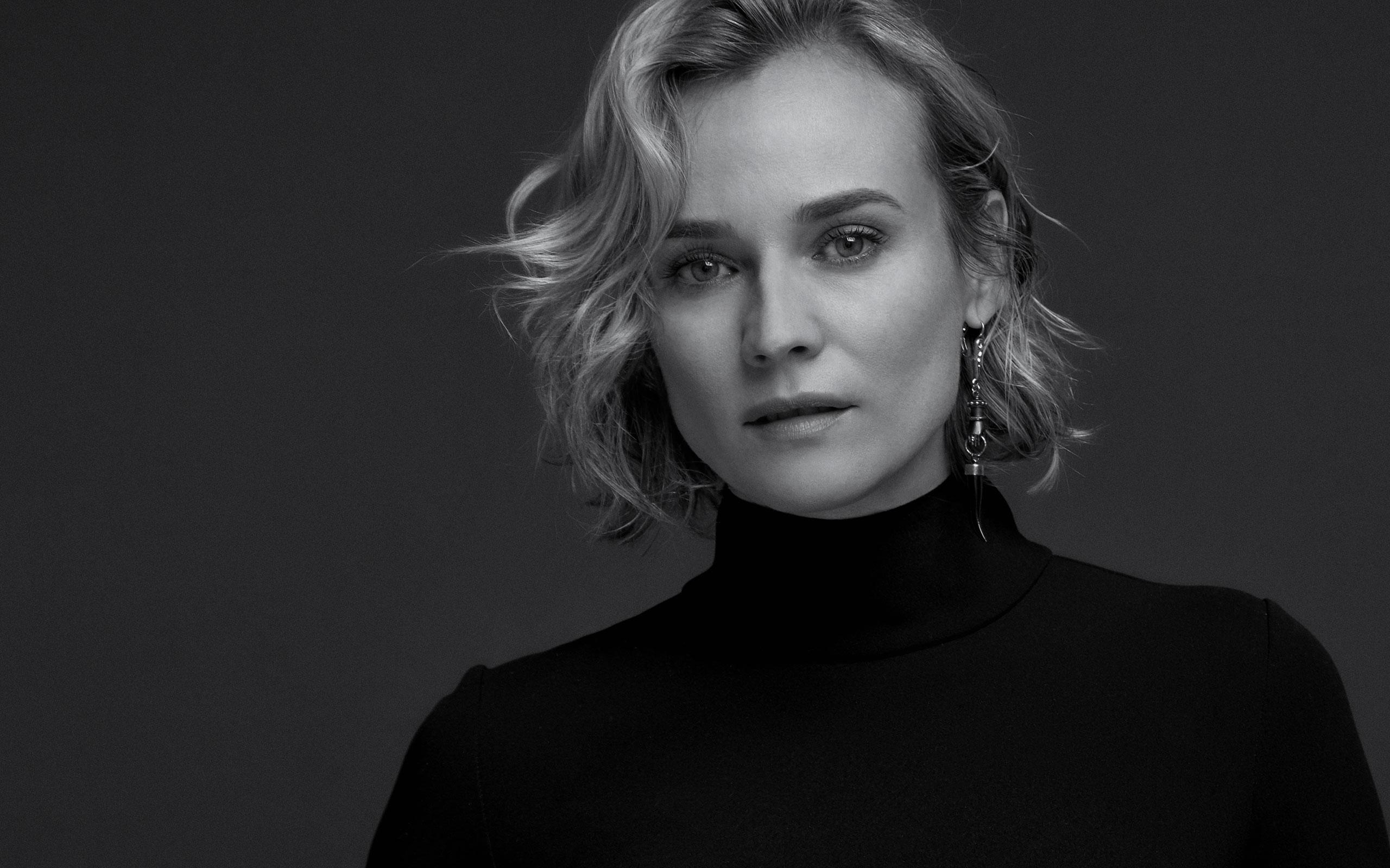 初の母国映画『女は二度決断する』で見せた新境地、Diane Krüger (ダイアン・クルーガー) インタビュー