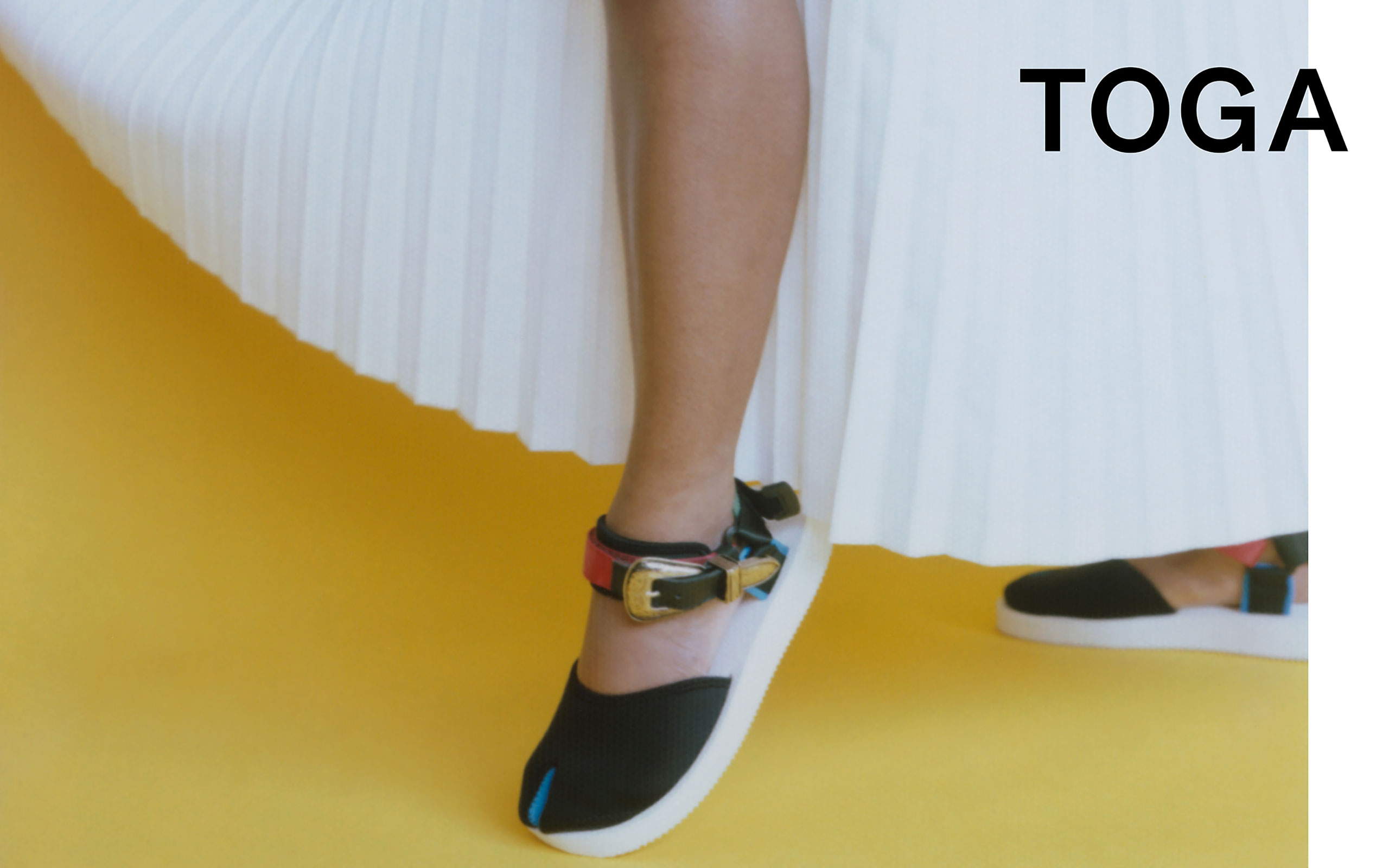 TOGA Collaborates With SUICOKE Again