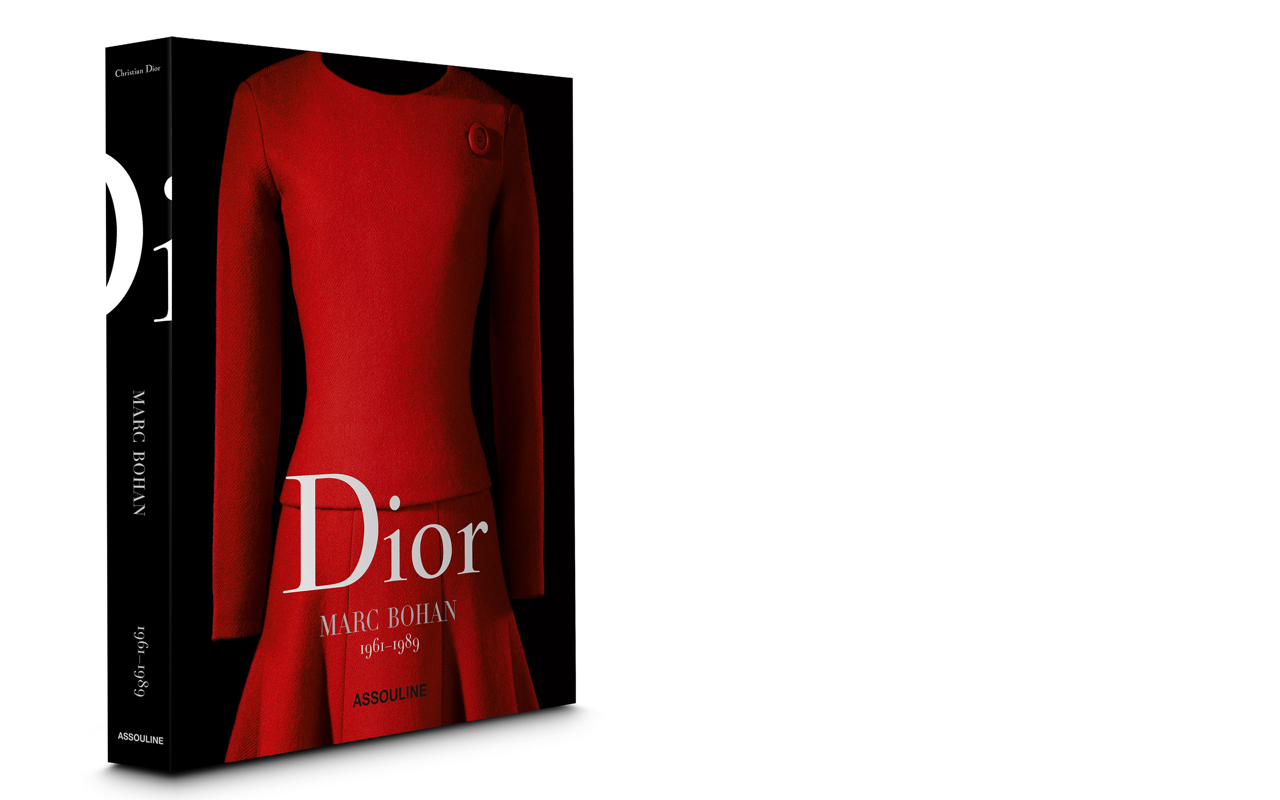 """Dior Releases New Book """"DIOR BY MARC BOHAN"""""""
