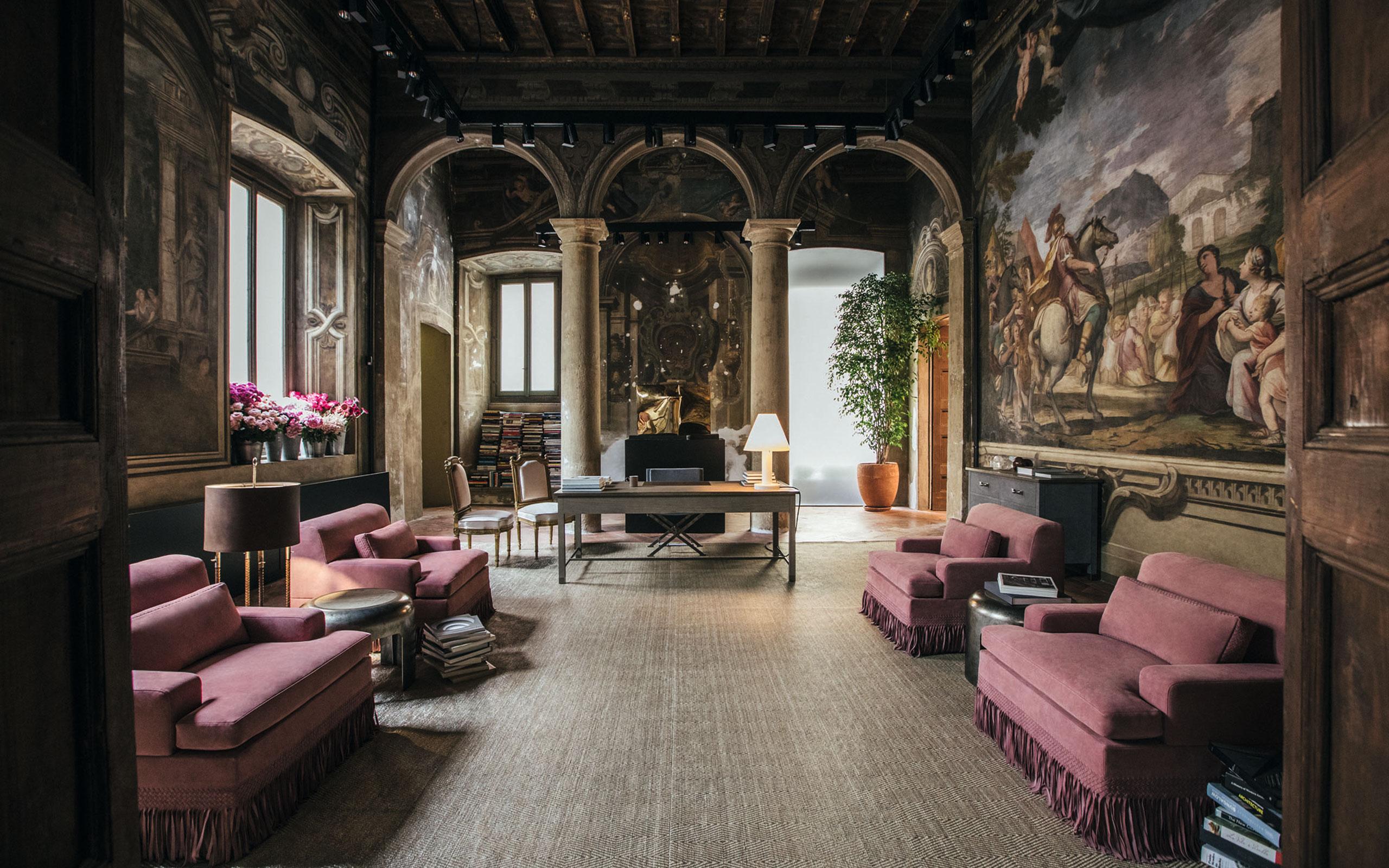 Bottega Veneta Introduces New Home Collection At Milano Salone