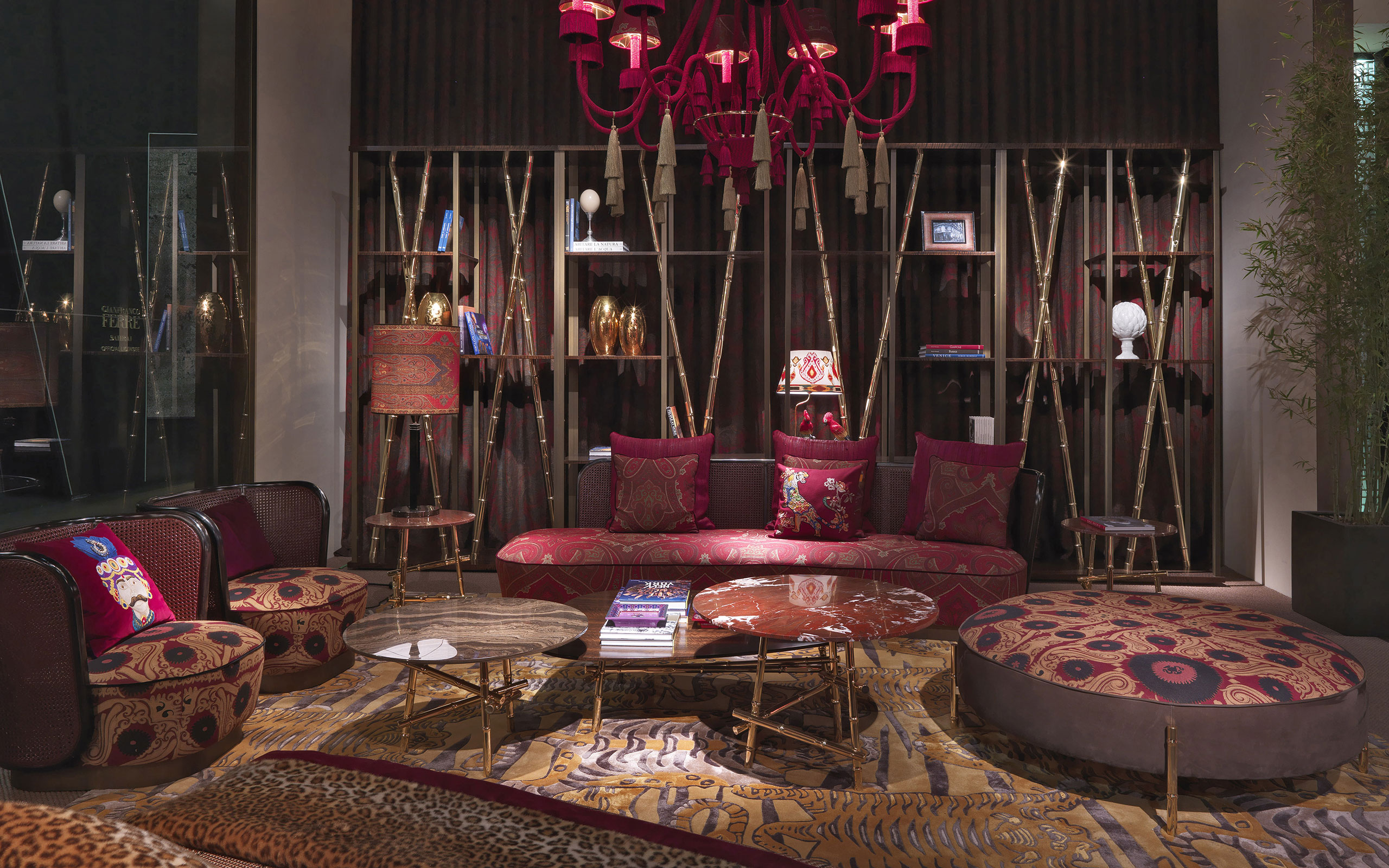 Etro Introduces New Home Interior Collection