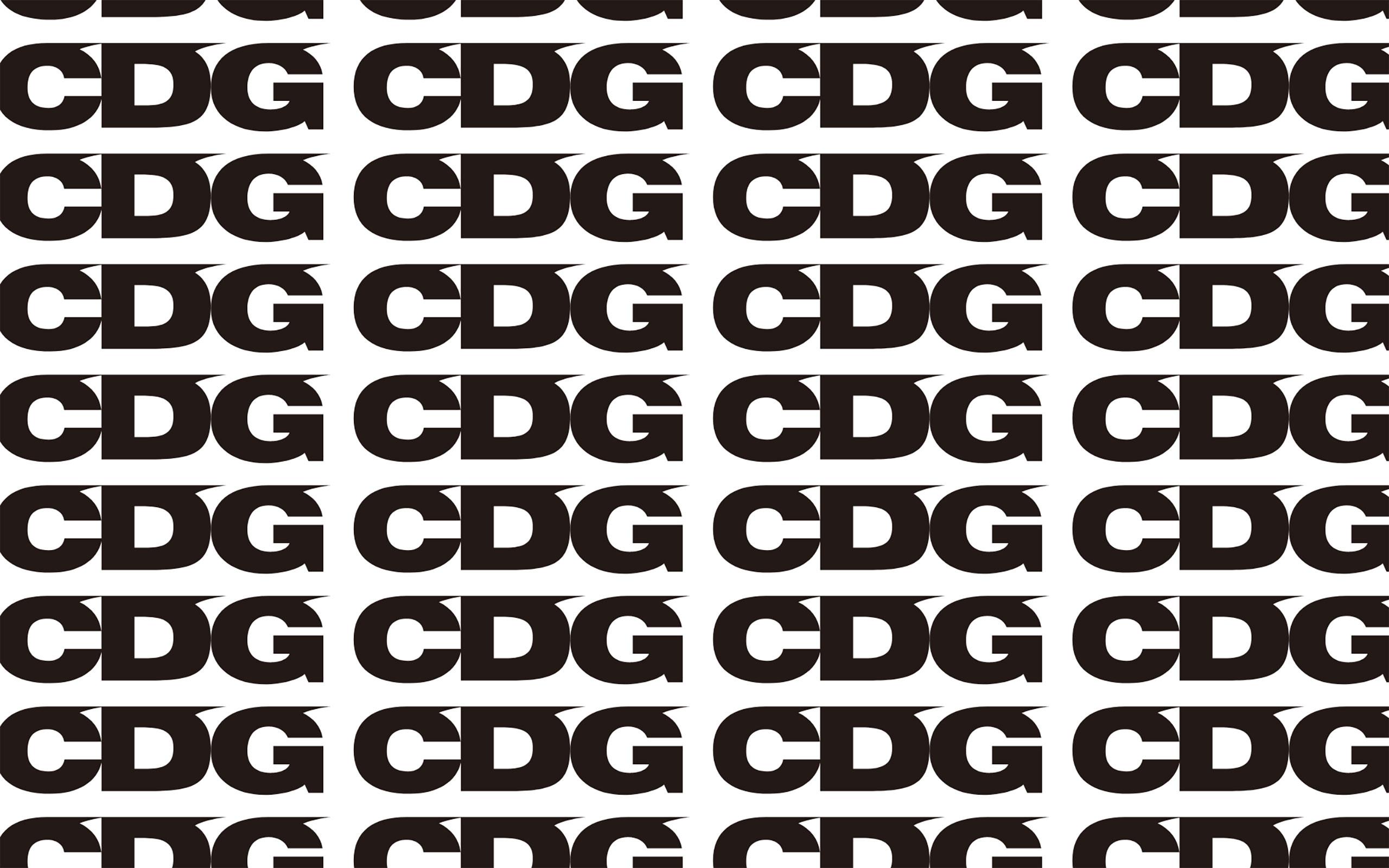 "Congratulations! Comme des Garçons Launches New Brand ""CDG"""