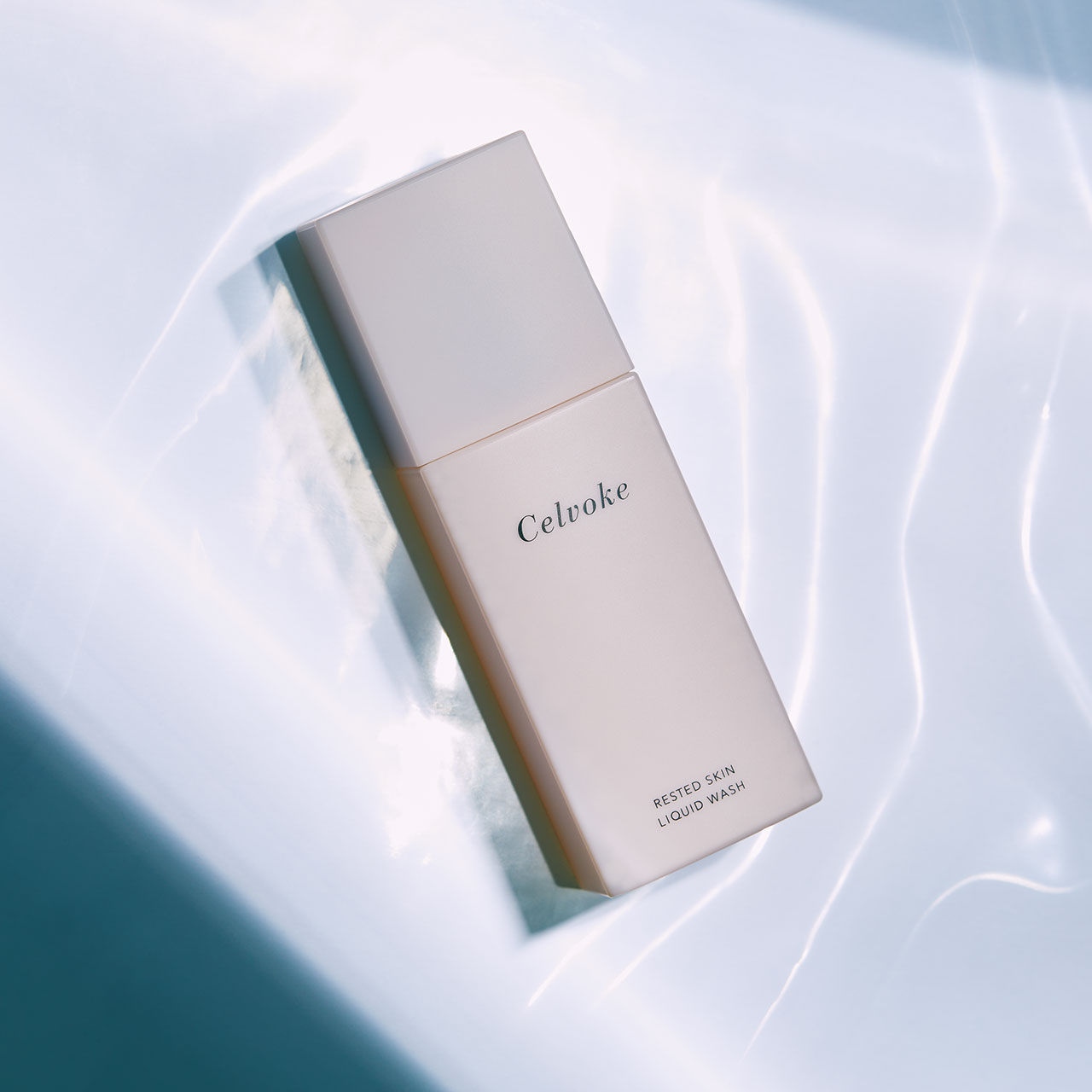 Celvoke レステッドスキン リキッドウォッシュ 120㎖ ¥3,200