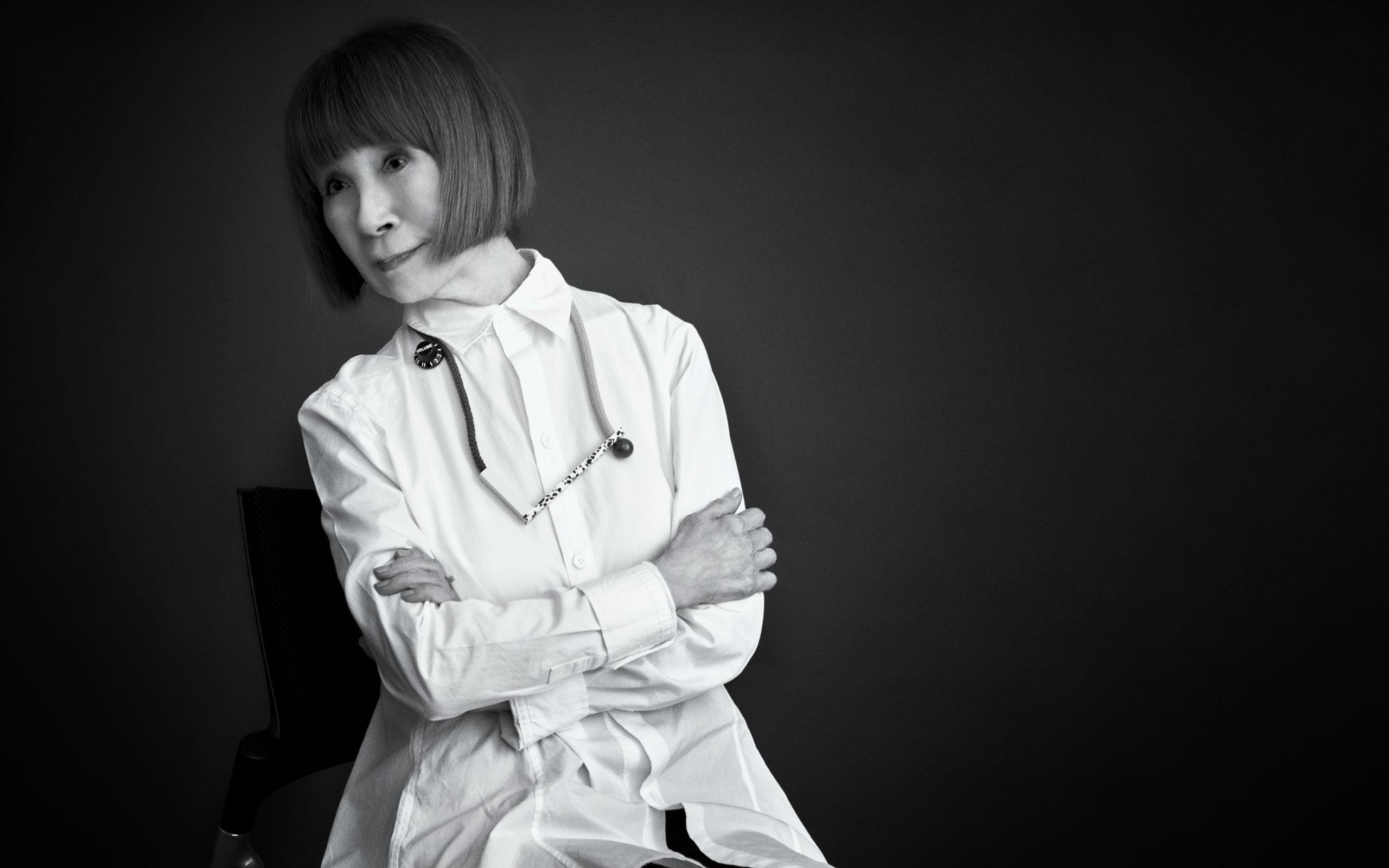 Interview with Harumi Yamaguchi