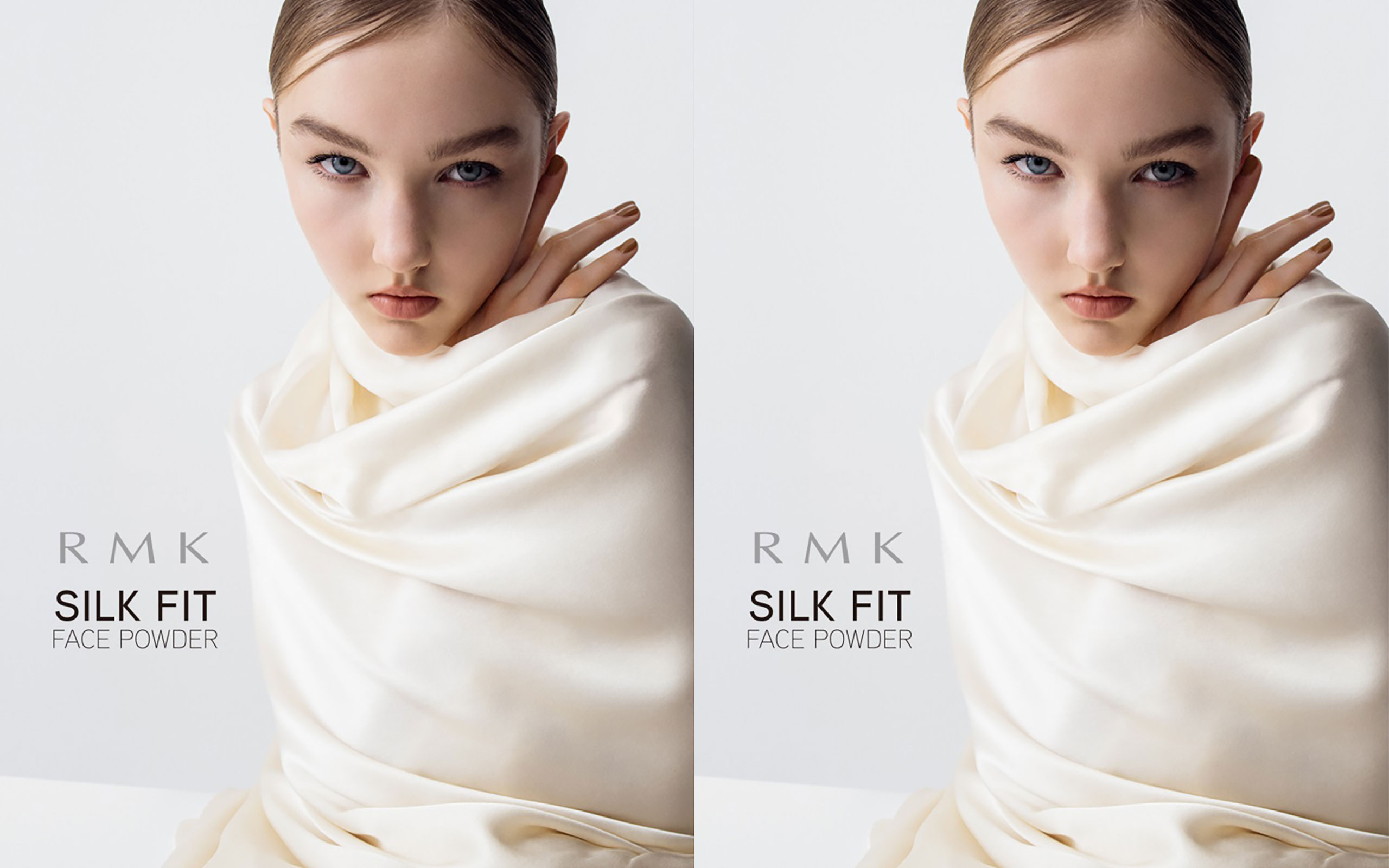 """RMK Launches New """"Silk Fit Face Powder"""""""