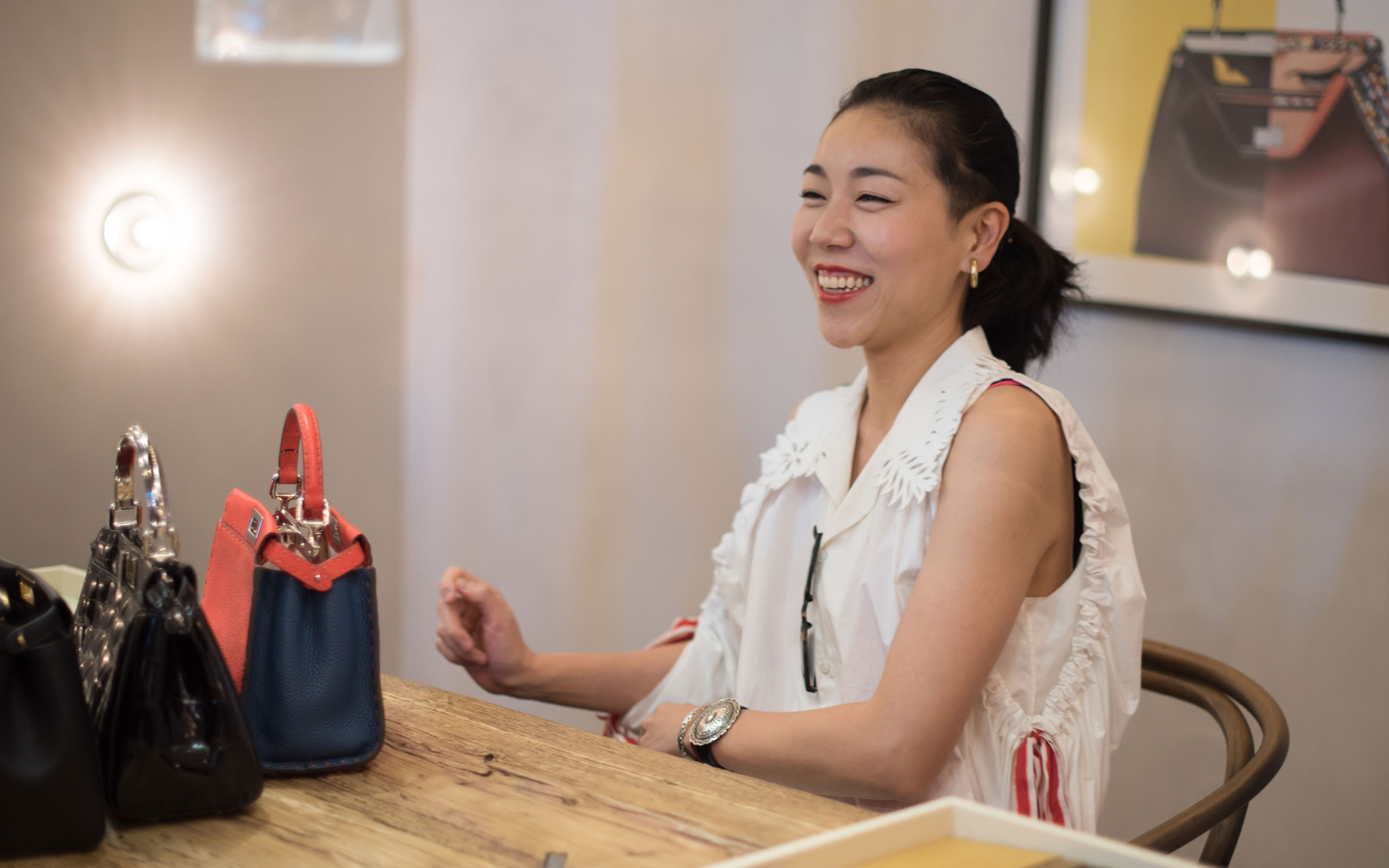 Interview With Momoko Ando