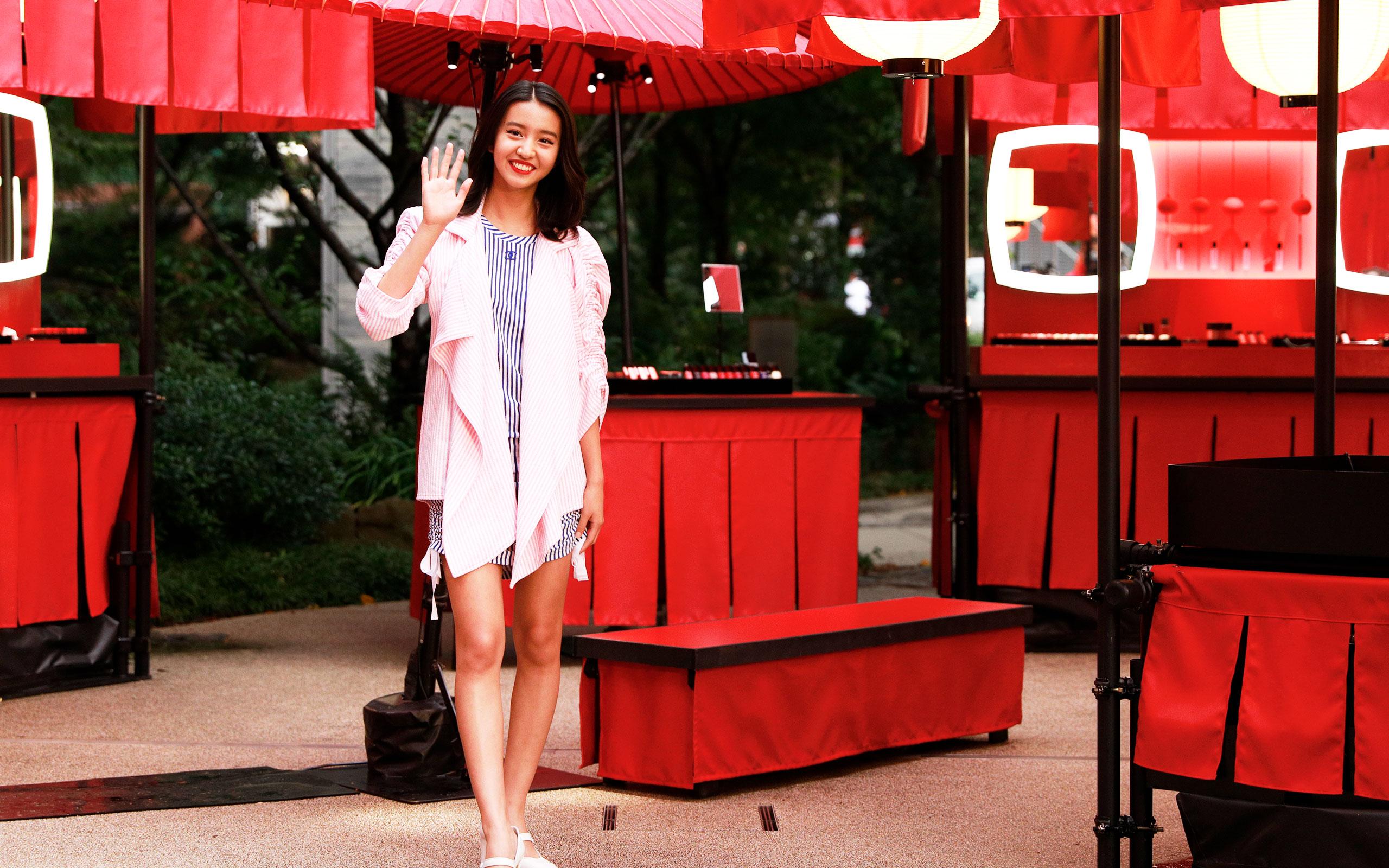 Kōki, Is Officially New Ambassador Of CHANEL Beauty