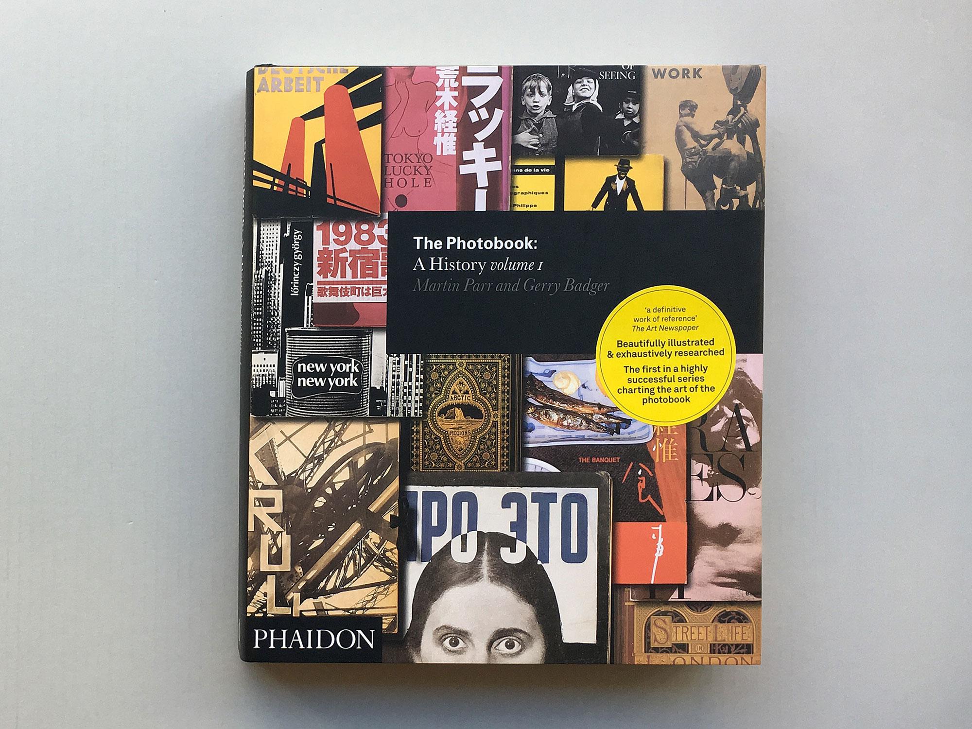「The Photobook: A History VOLUME 1」