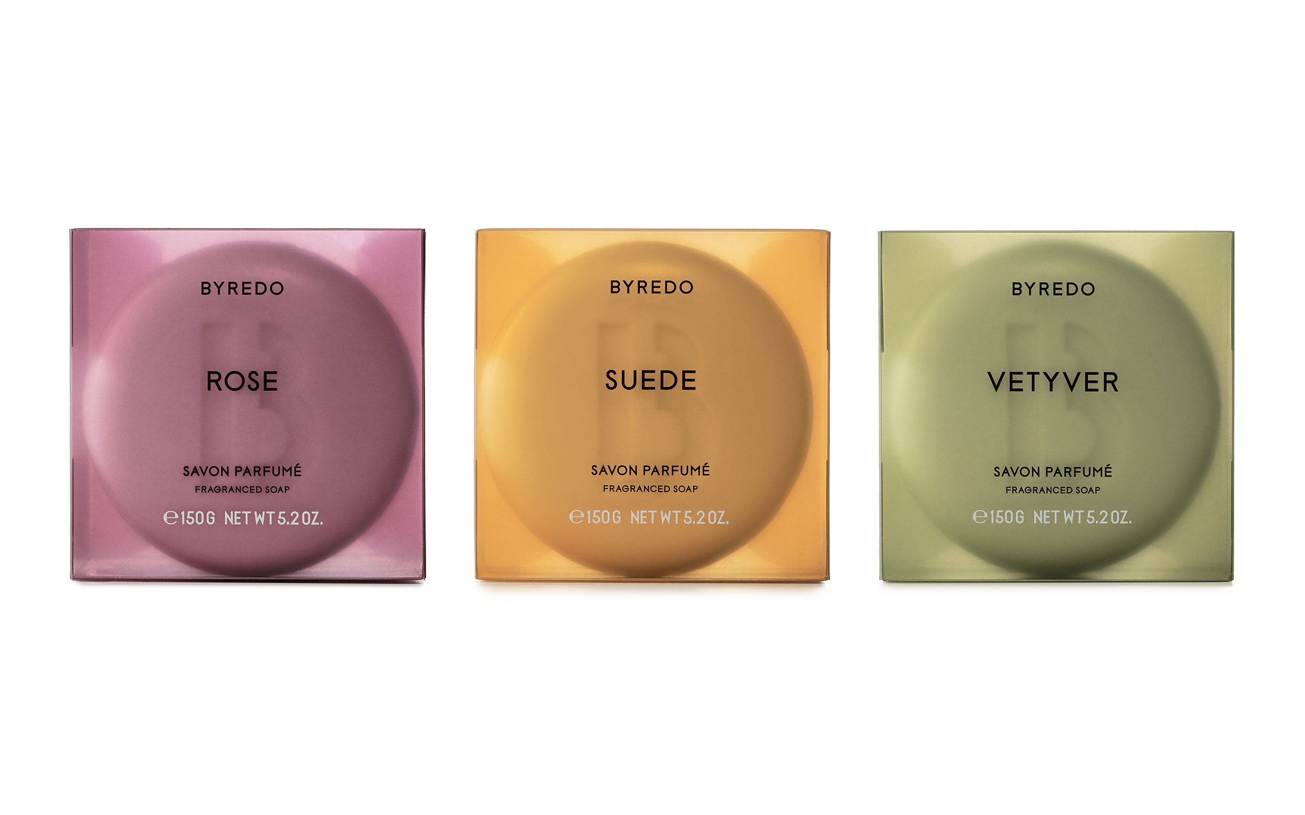 BYREDO Launched New Hand Care Items