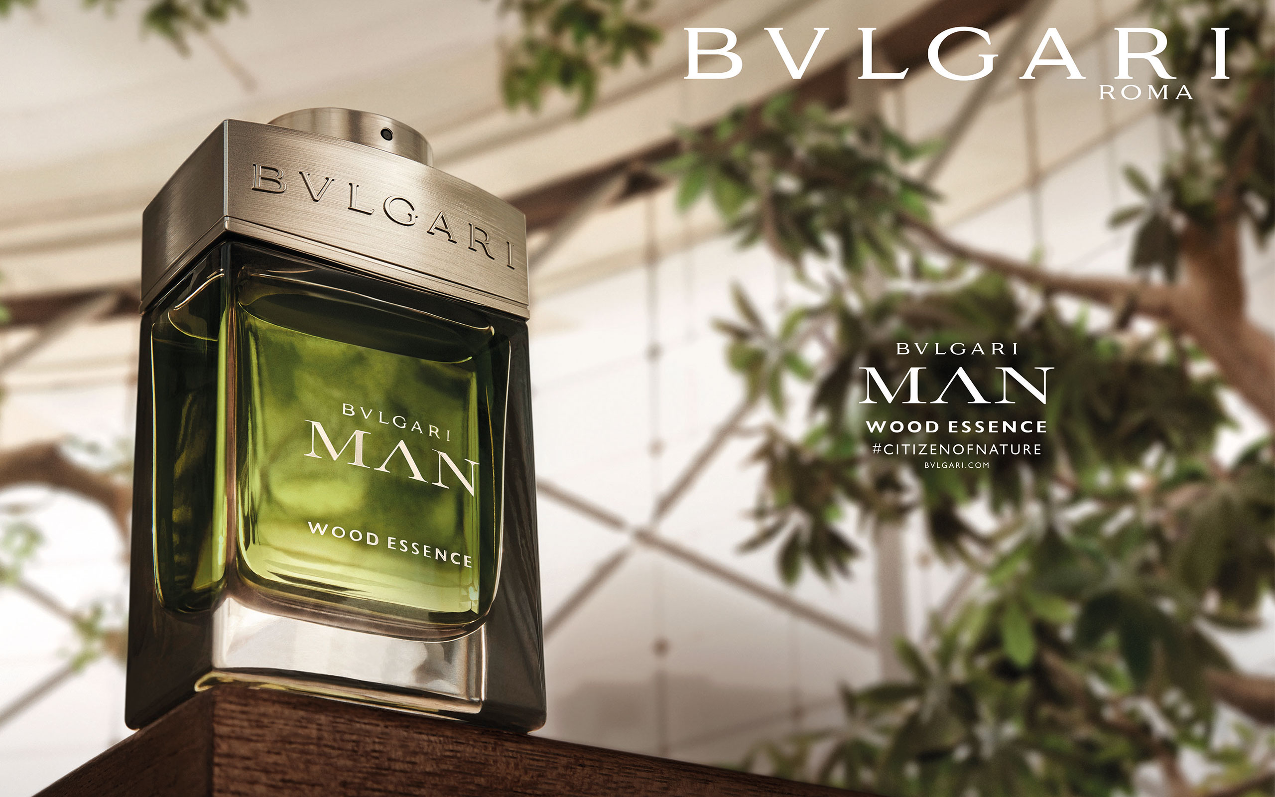 "BVLGARI Introduces New Fragrance ""BVLGARI MAN WOOD ESSENCE"""