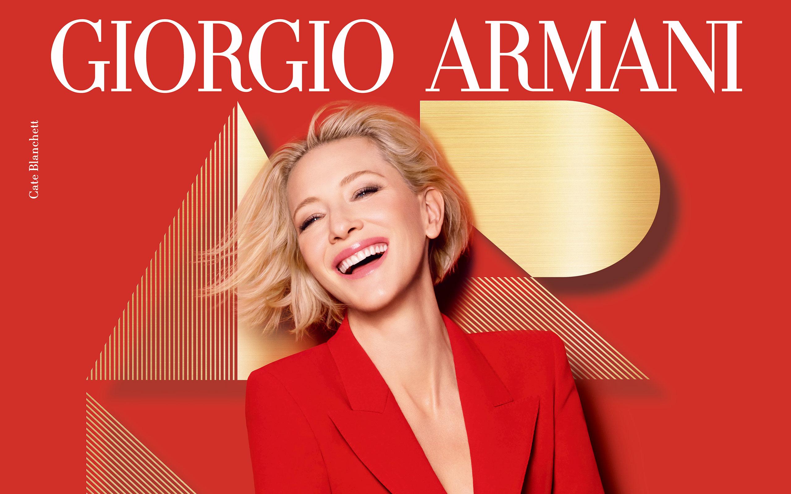 GIORGIO ARMANI beauty Introduces 2018 Holiday Collection
