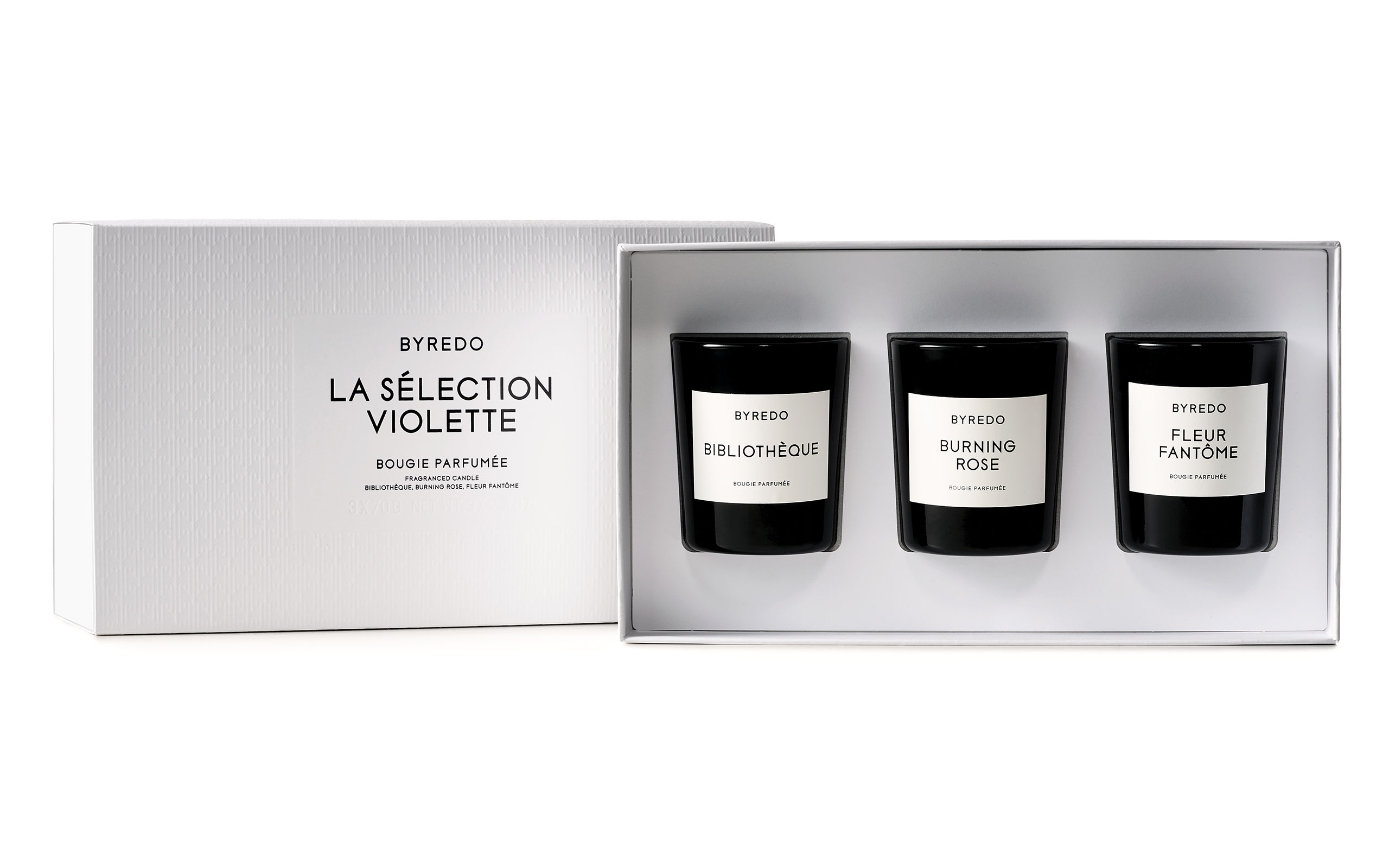 BYREDO Launches 2018 Holiday Collection