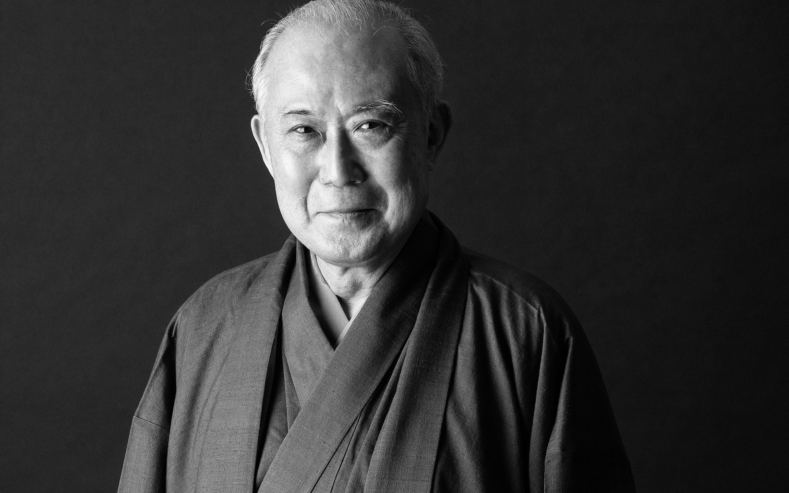 Interview With  Nakamura Kichiemon II