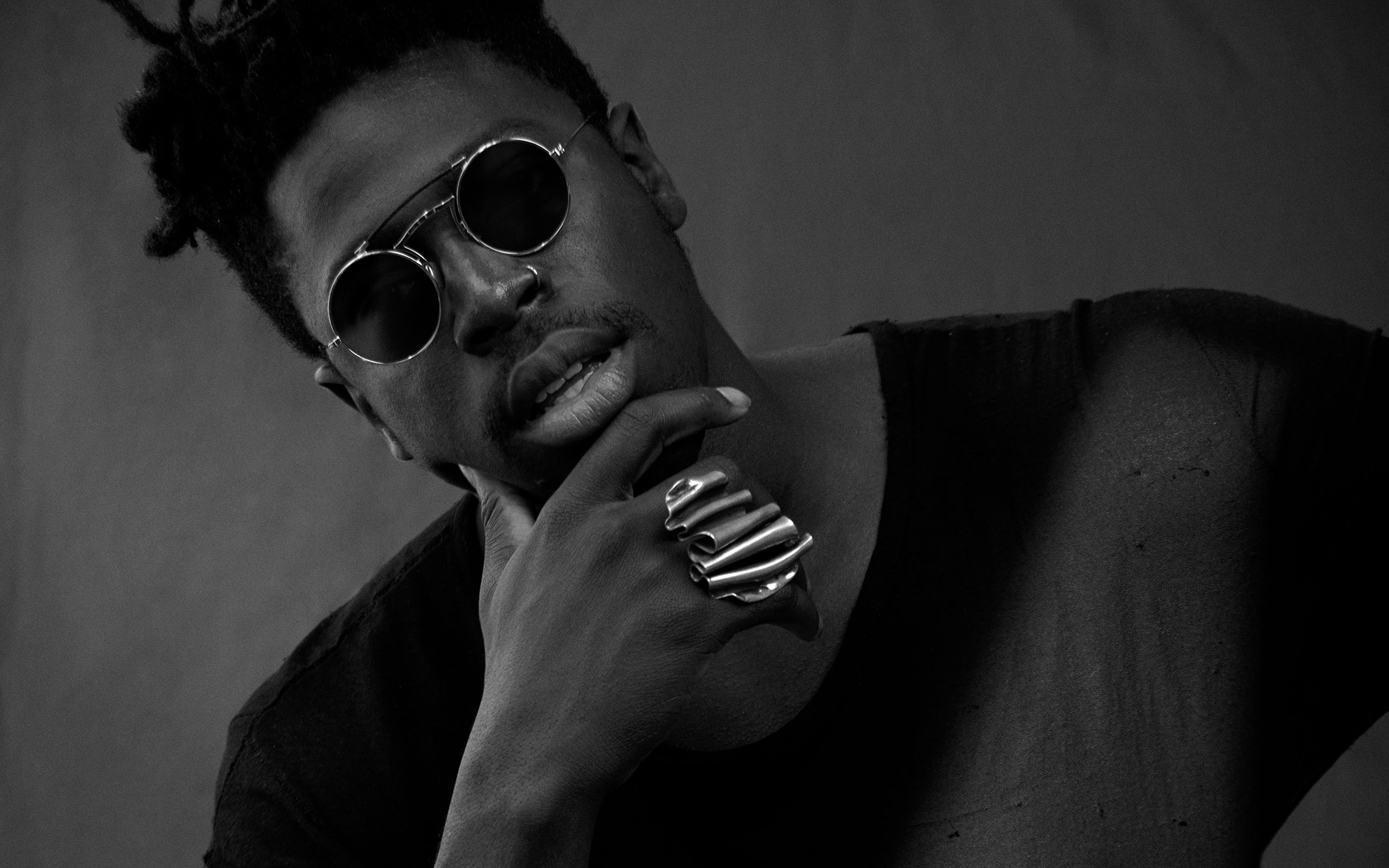 Interview With Moses Sumney
