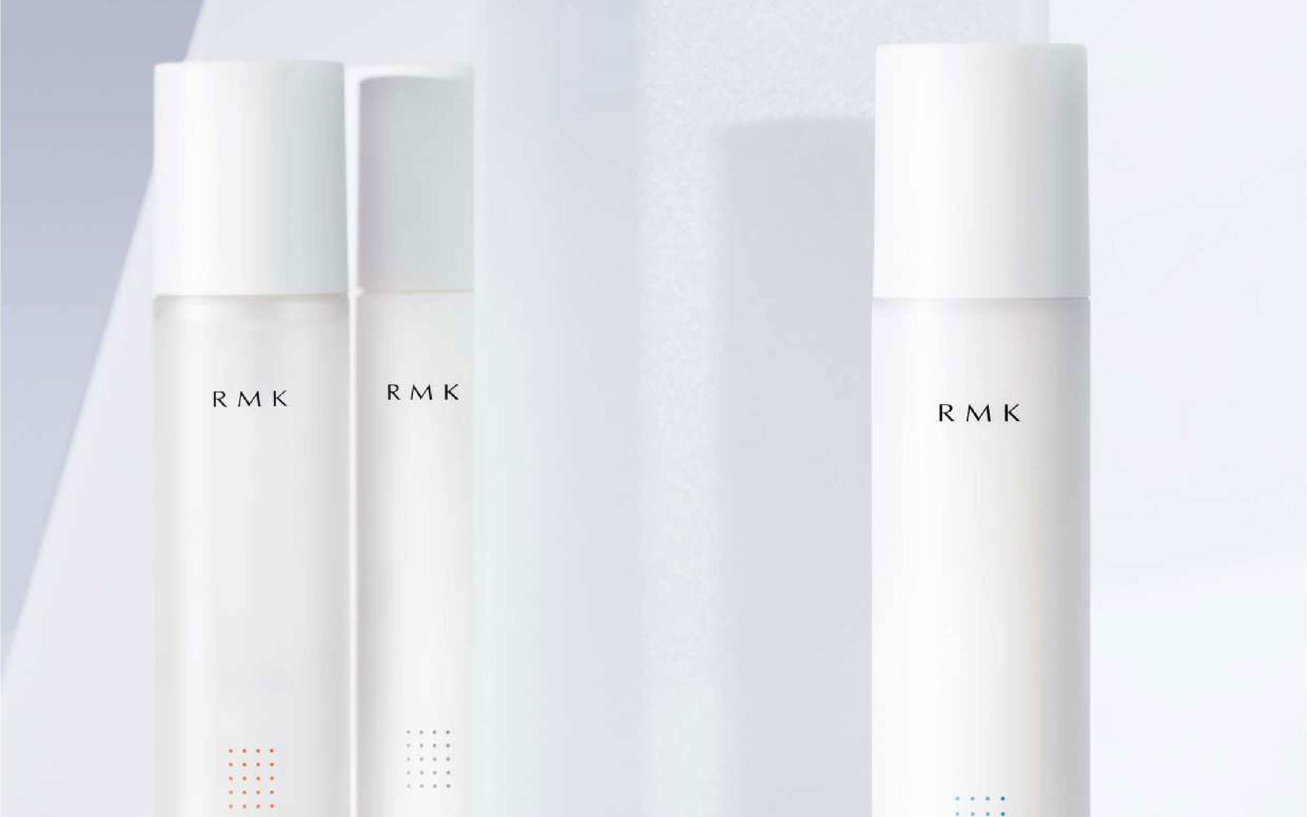 RMK Launches New Skin Care Collection