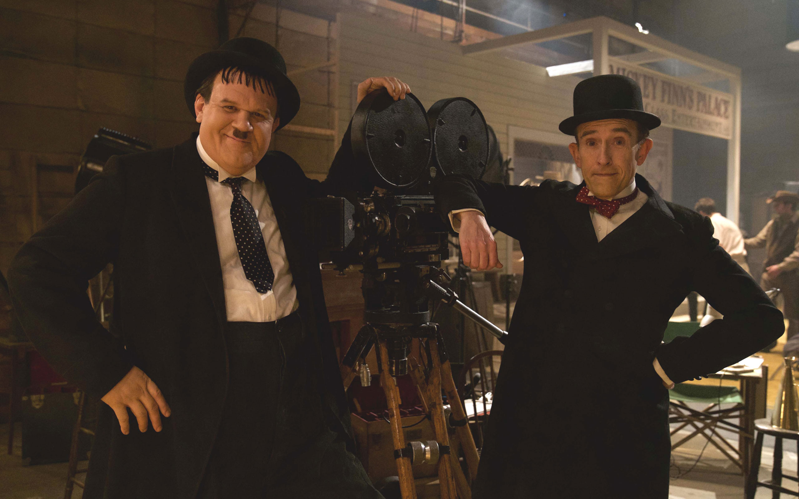 """""""Stan & Ollie"""" To Launch In Japan From April 19"""