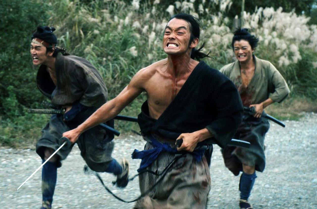 """©︎""""SAMURAI MARATHON 1855""""FILM Partners"""