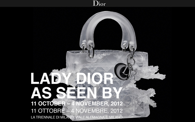 ©LADY DIOR AS SEEN BY HP